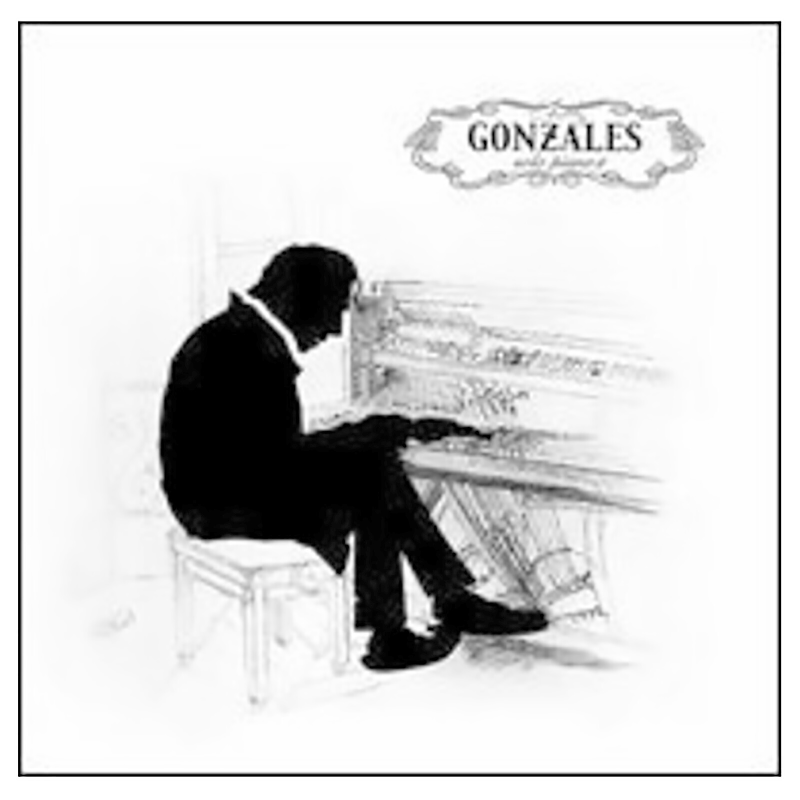 Chilly Gonzales - Solo Piano II - Vinyl