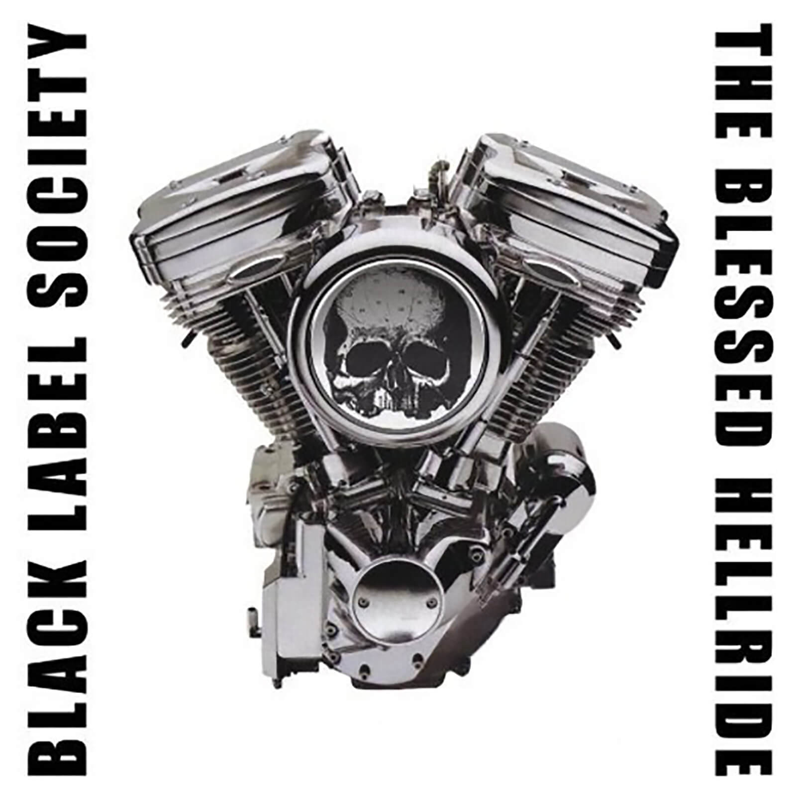Black Label Society ( Wylde,Zakk ) - Blessed Hellride - Vinyl