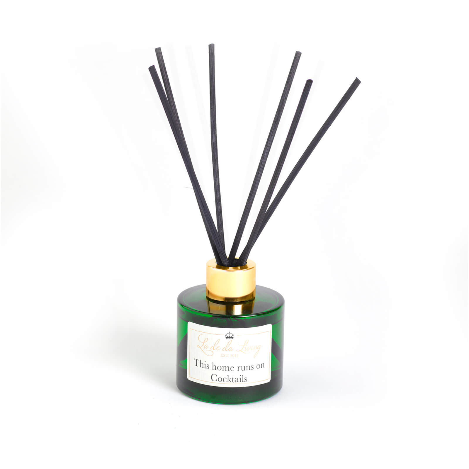 La de da! Living Pop Collection This Home Runs on Cocktails Reeds 100ml