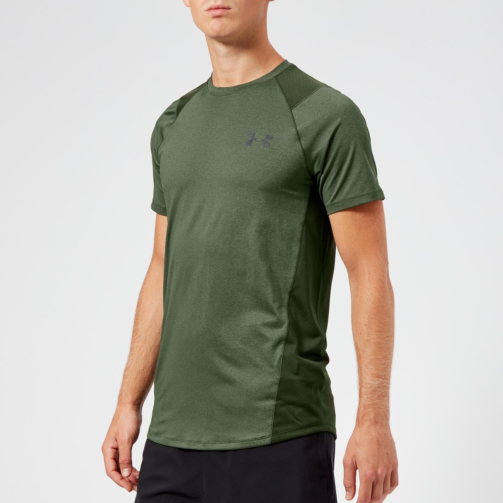 3491a76d Under Armour Men's MK1 Short Sleeve T-Shirt - Artillery Green