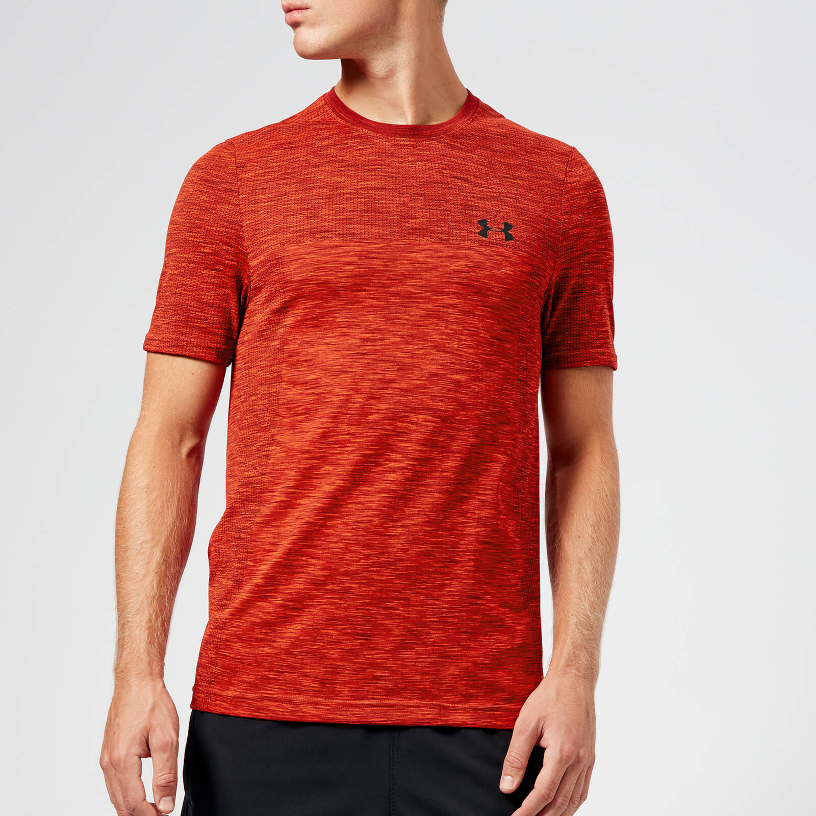 ca4d026a9 Under Armour Men's Vanish Seamless Short Sleeve T-Shirt - Radio Red Sports  & Leisure | TheHut.com