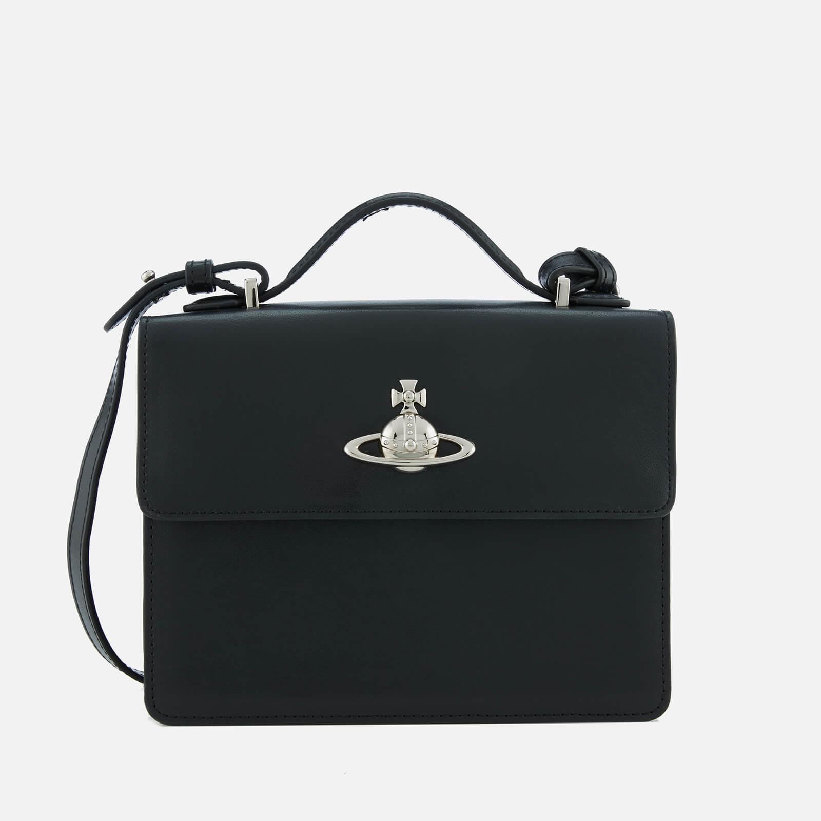 Vivienne Westwood Women s Matilda Medium Shoulder Bag - Black - Free UK  Delivery over £50 32f3f7fba418d