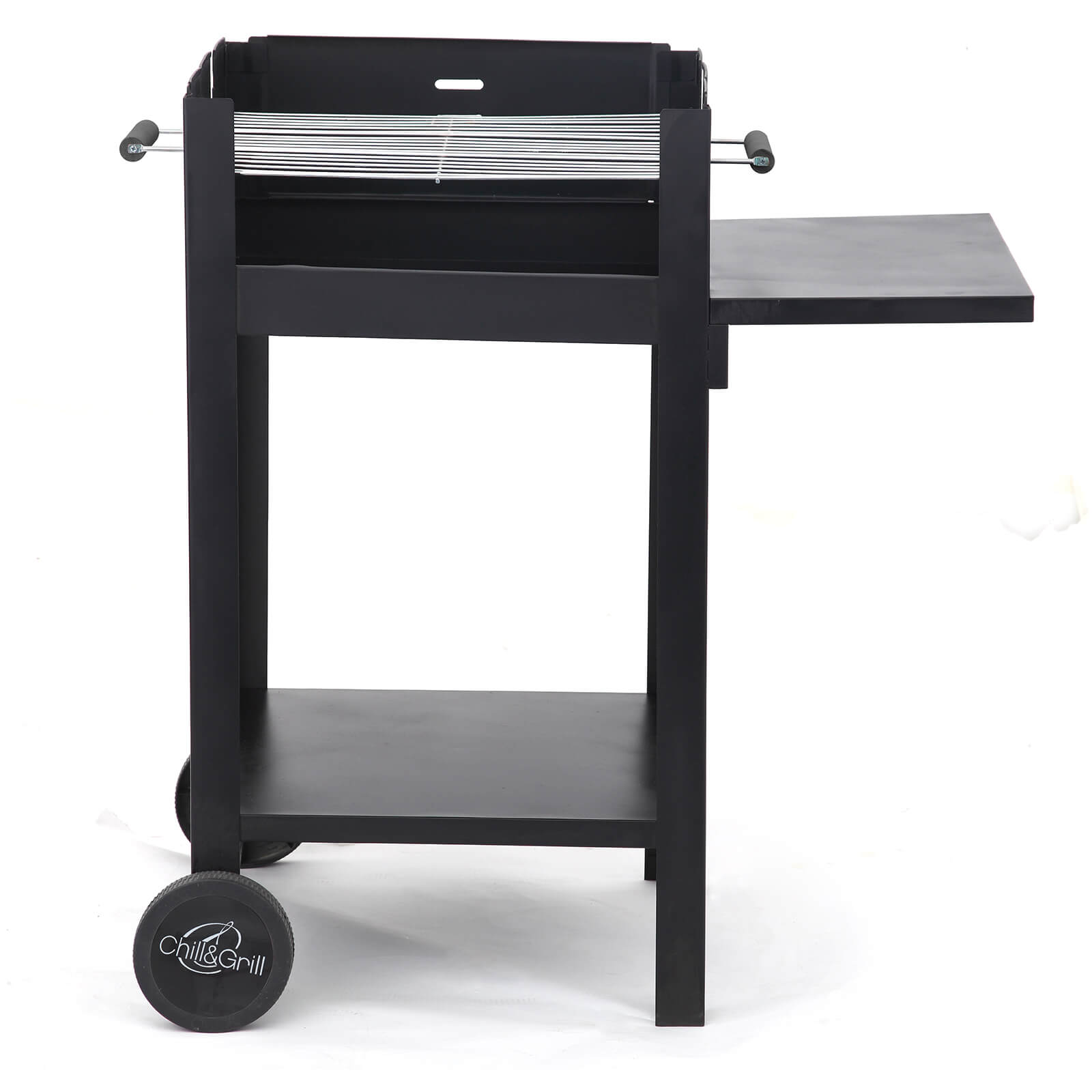 Tepro Chill&Grill Habanero Charcoal BBQ - Black