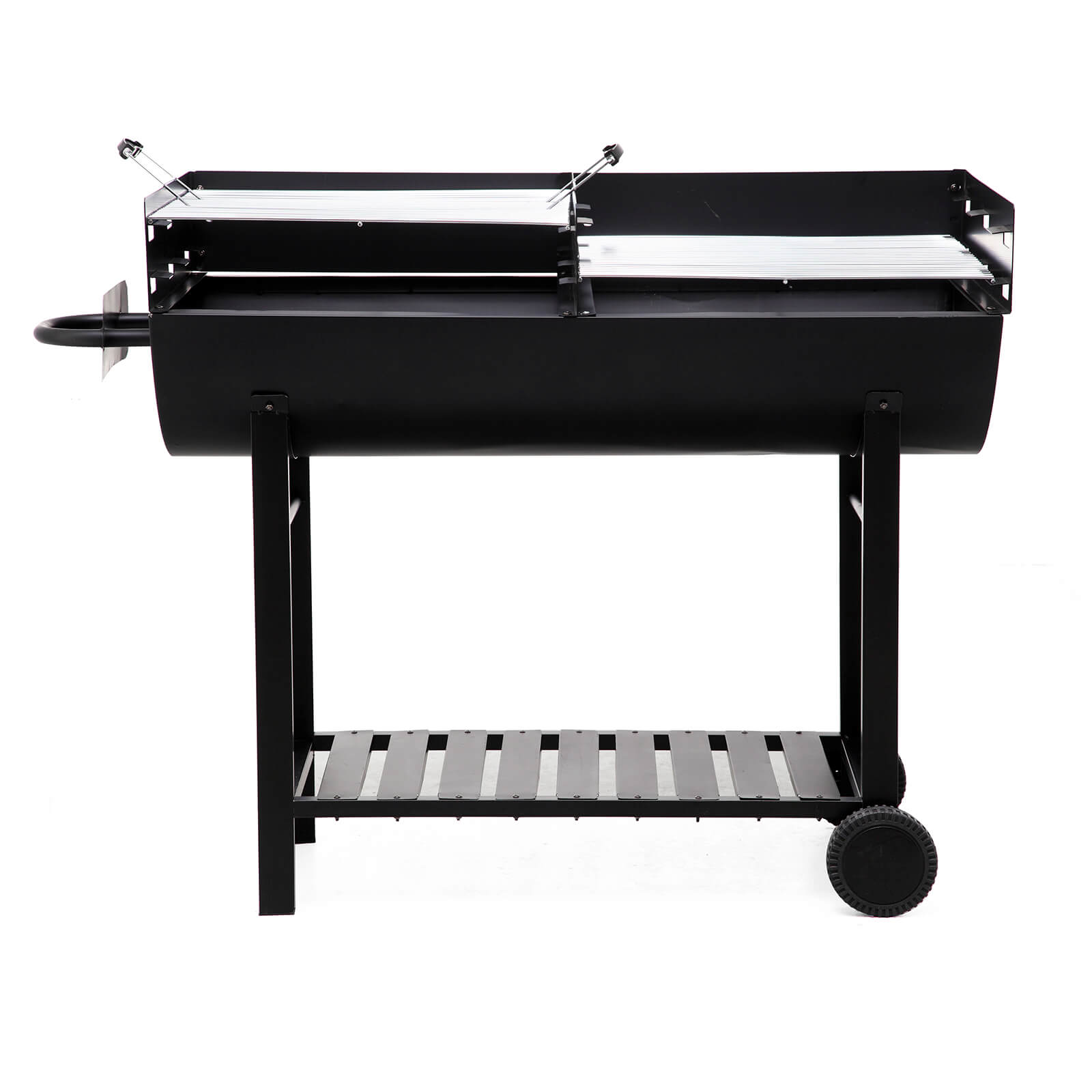 Tepro Dallas Barrel BBQ Grill - Black