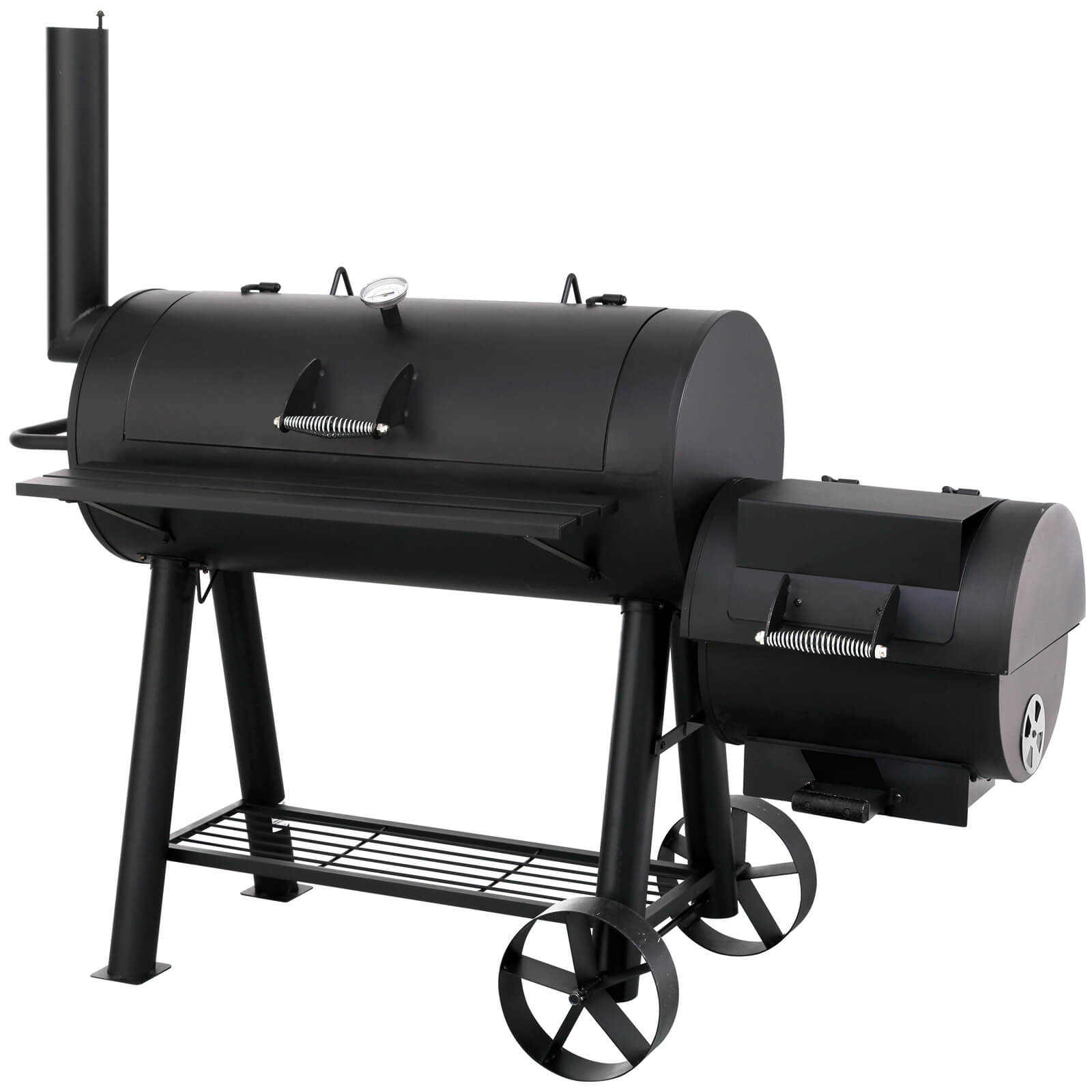 Tepro Milwaukee Smoker - Black