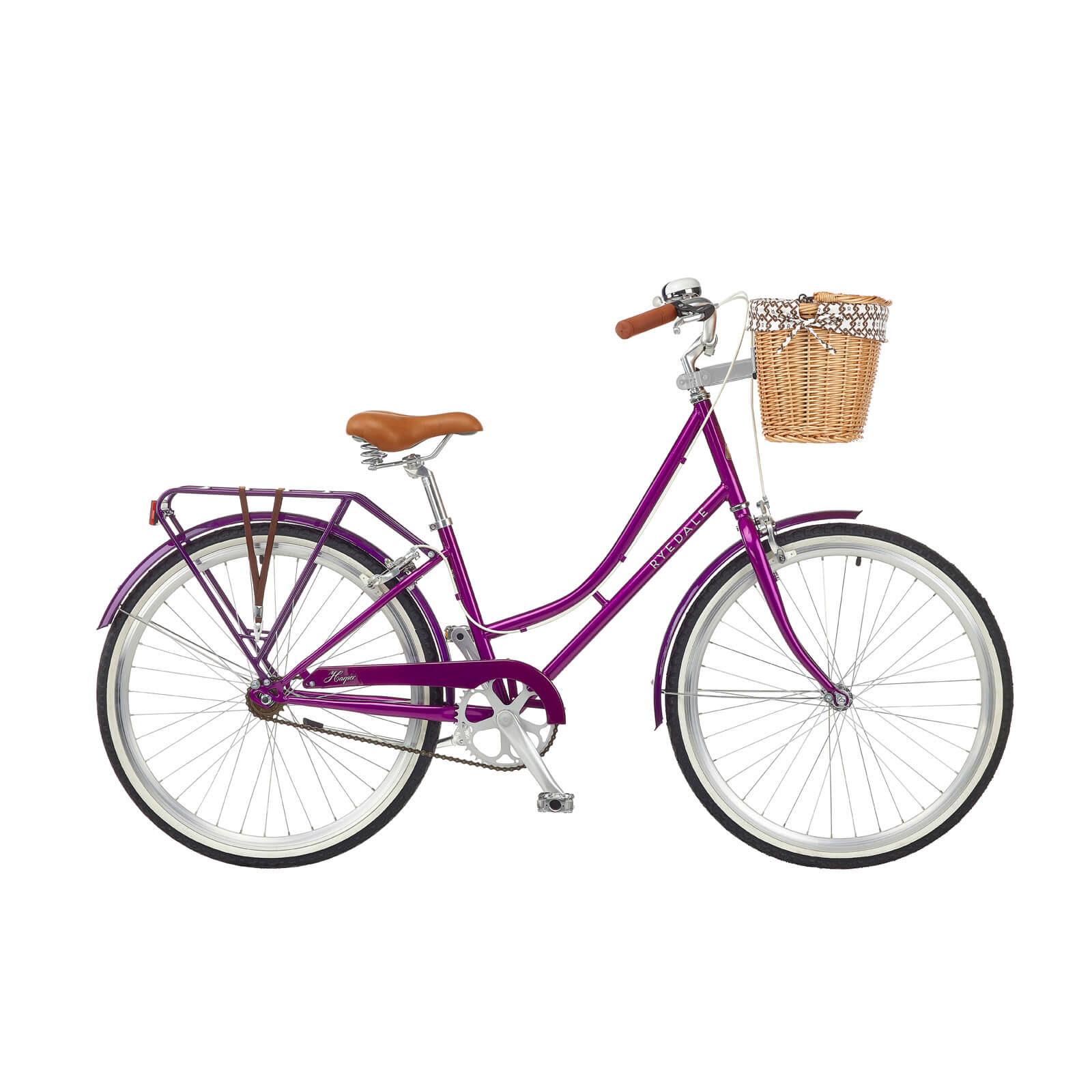 Ryedale Harper - Blackcurrant Womens Bike