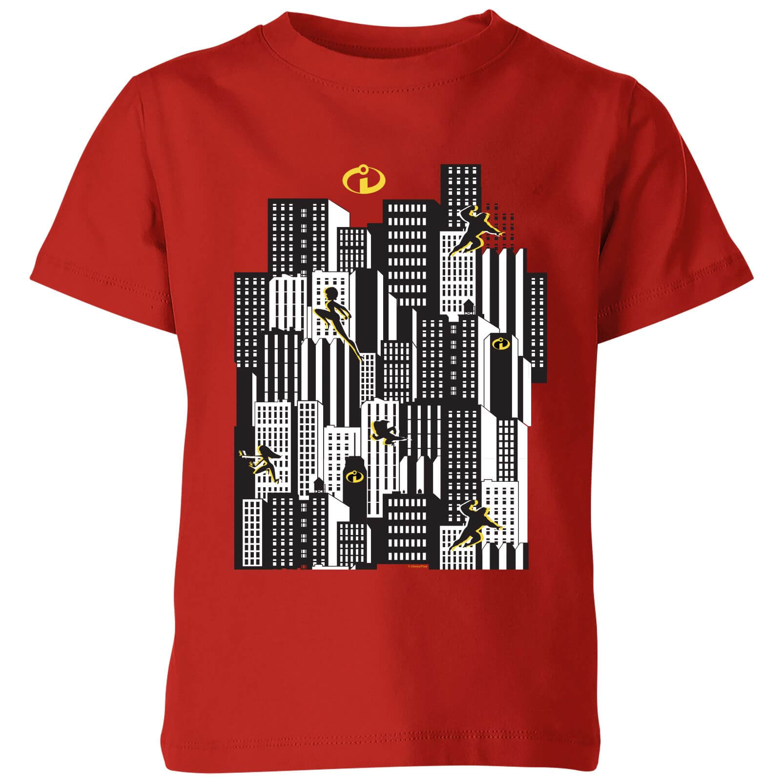 The Incredibles 2 Skyline Kids