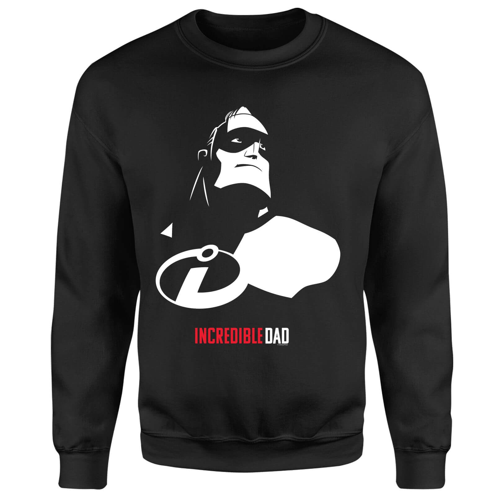 The Incredibles 2 Incredible Dad Sweatshirt - Black