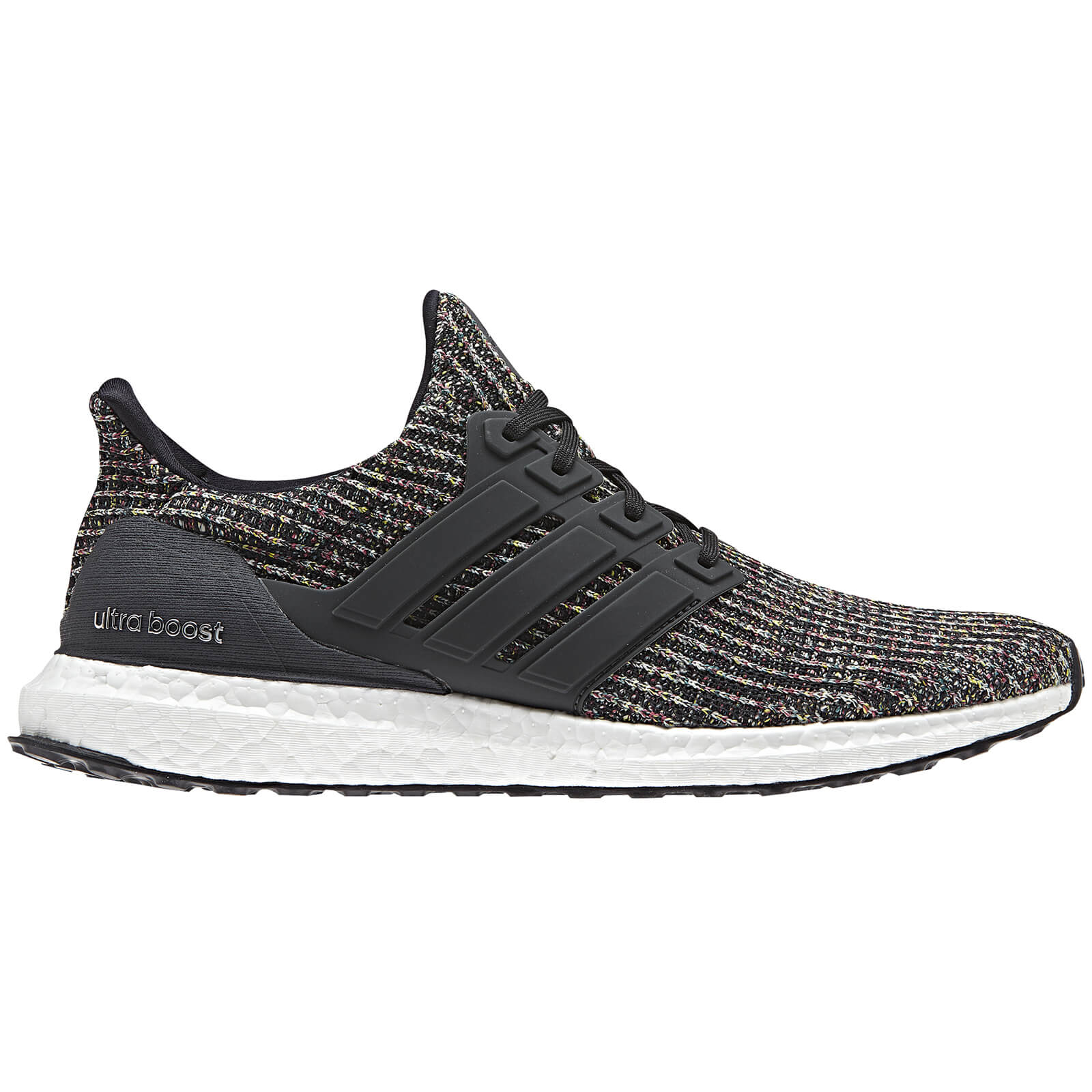 new style 0f536 3458c adidas Ultraboost Running Shoes - Carbon Black   ProBikeKit.com
