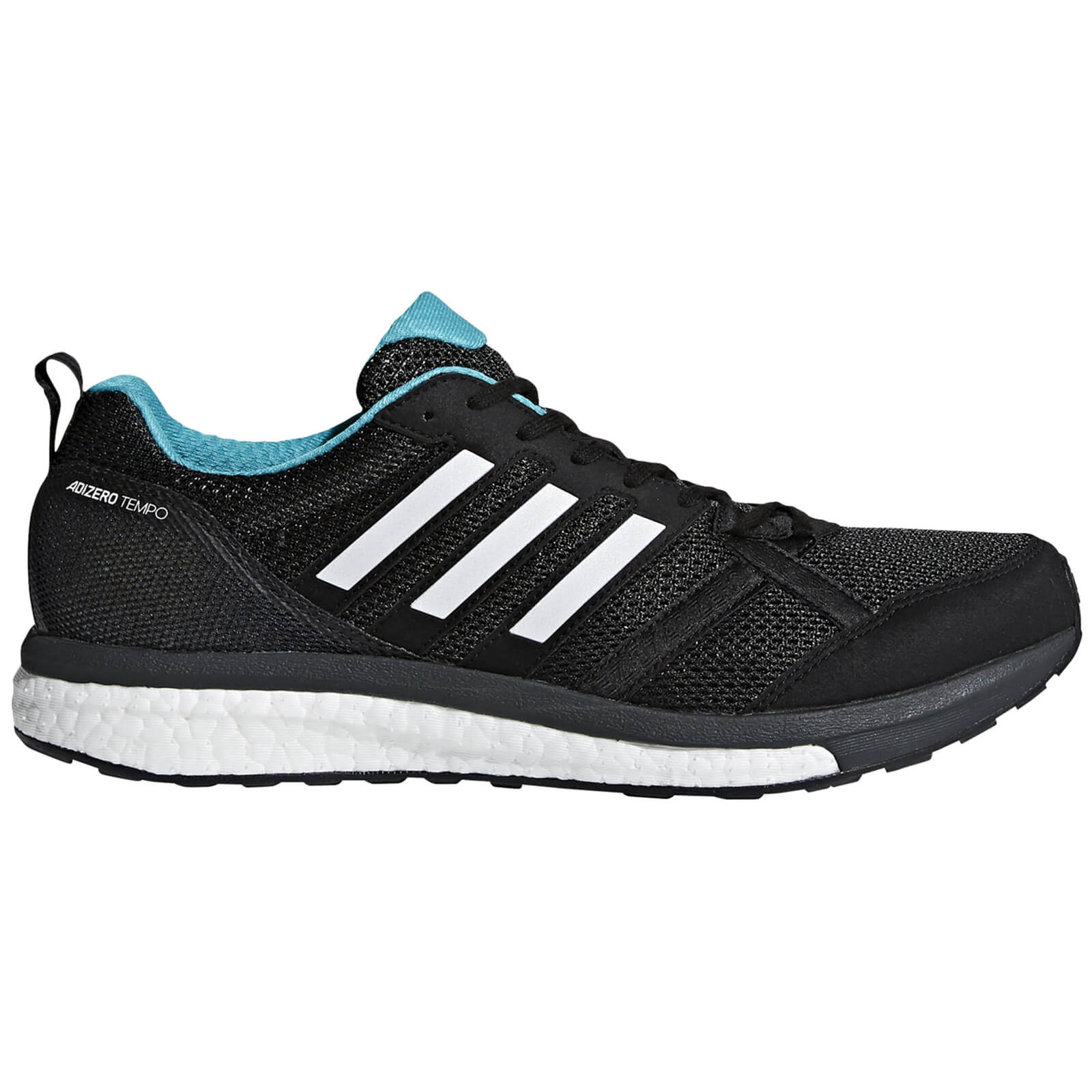 adidas Adizero Tempo 9 Running Shoes - Black