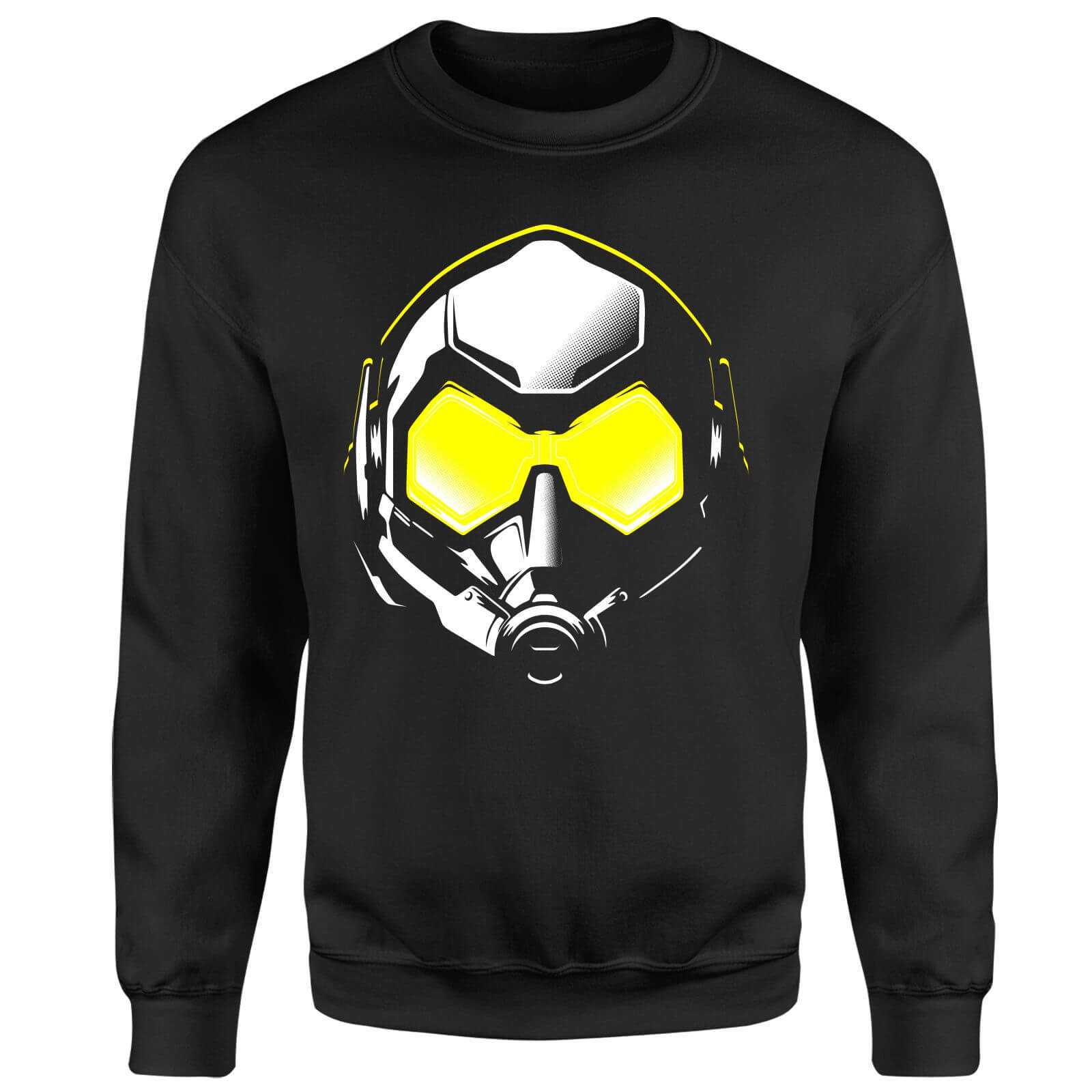 Ant-Man And The Wasp Hope Mask Sweatshirt - Black
