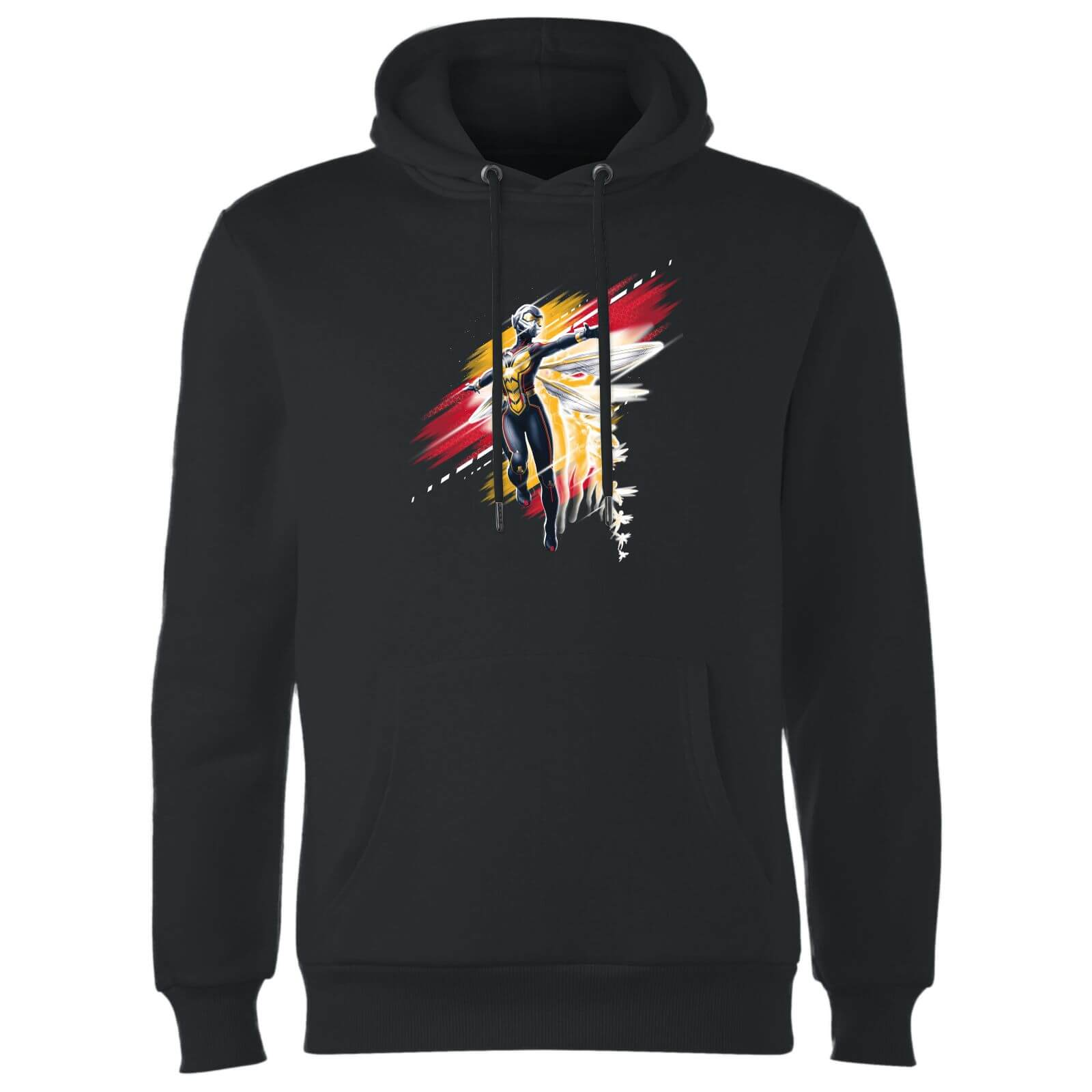 Ant-Man And The Wasp Brushed Hoodie - Black