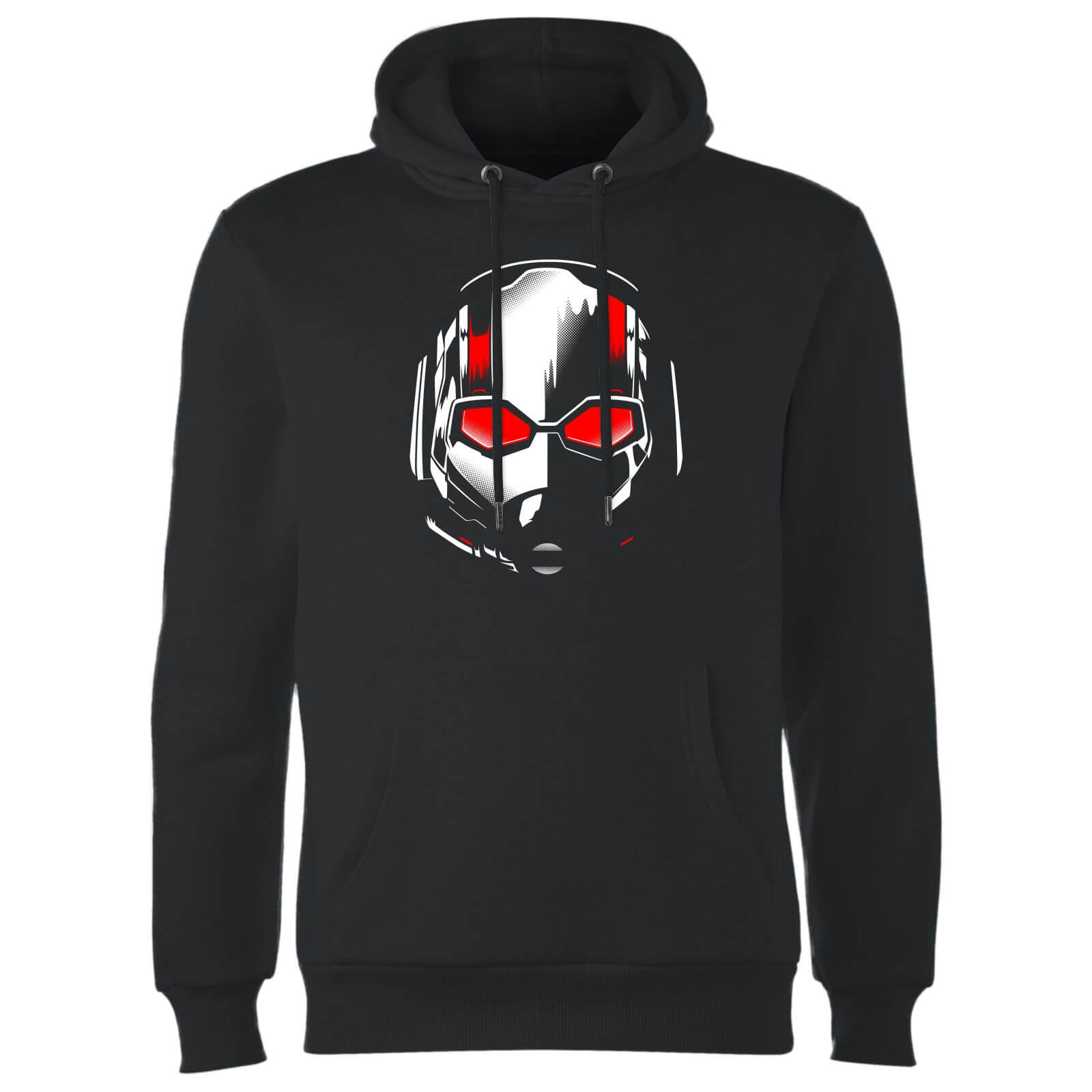 Ant-Man And The Wasp Scott Mask Hoodie - Black