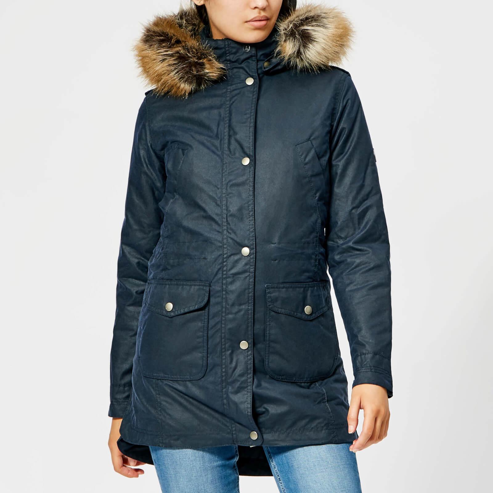 f9dd541cd72 Barbour Women's Bridport Wax Jacket - Royal Navy