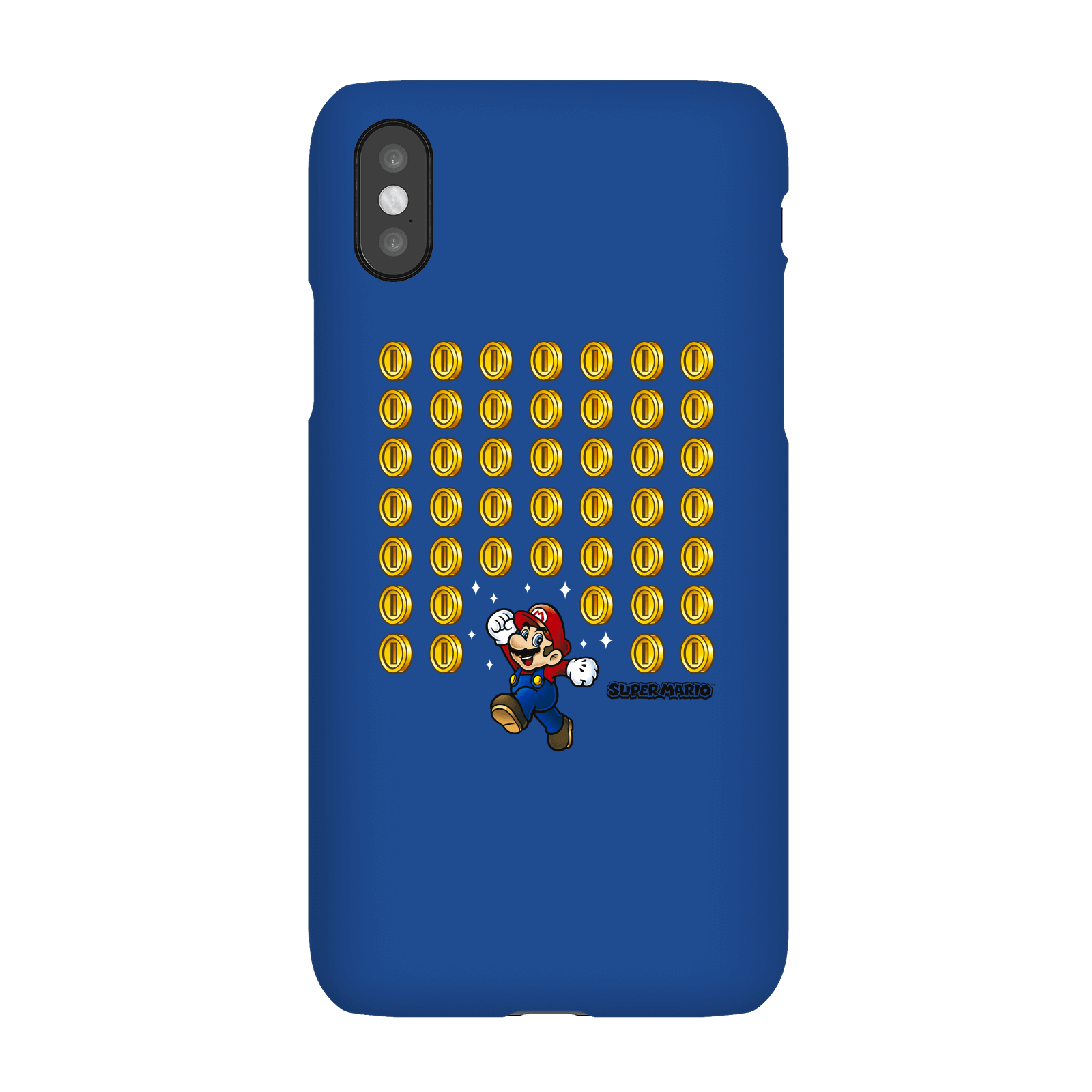 Nintendo Super Mario Coin Drop Phone Case