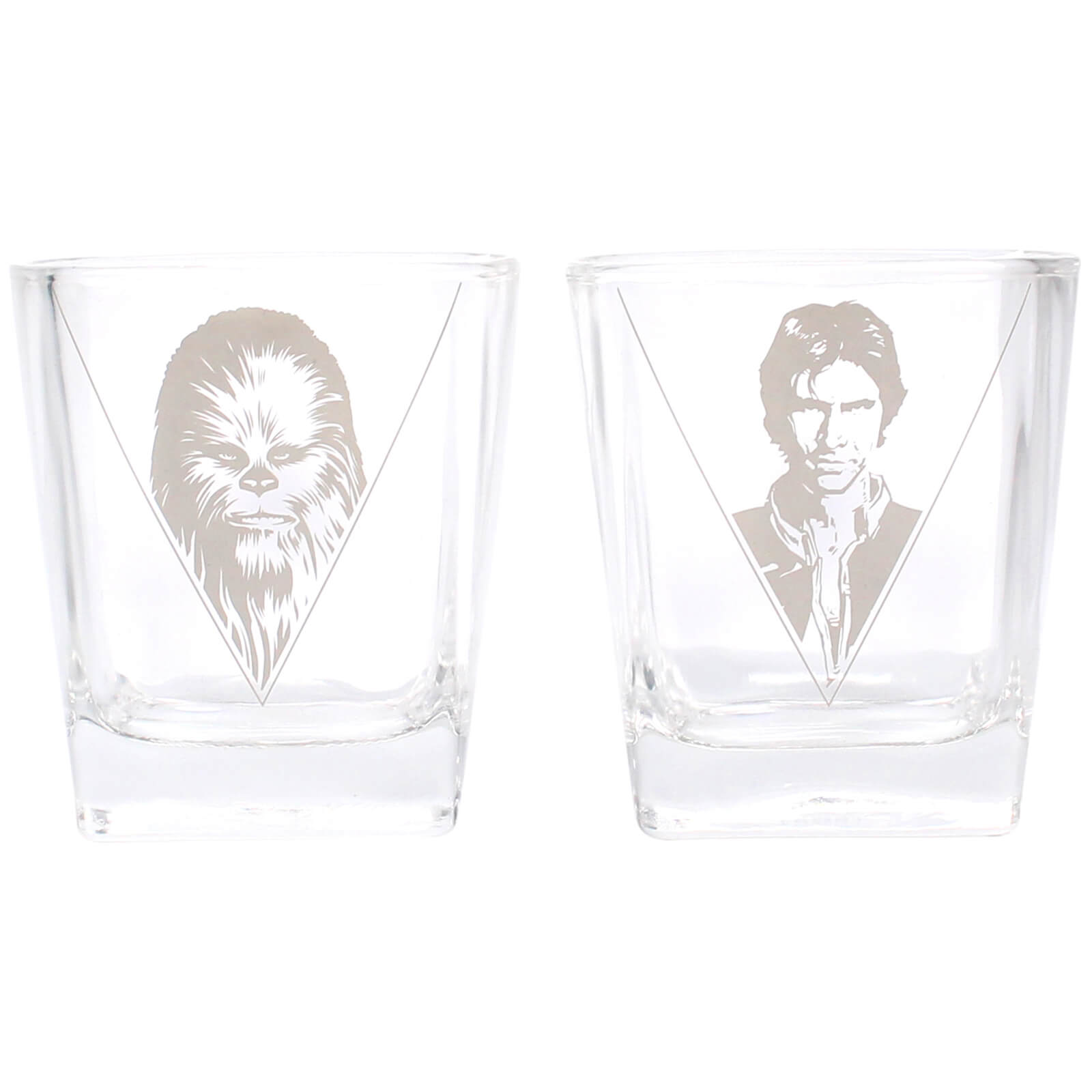Star Wars Glasses Set of 2 (Rebel)