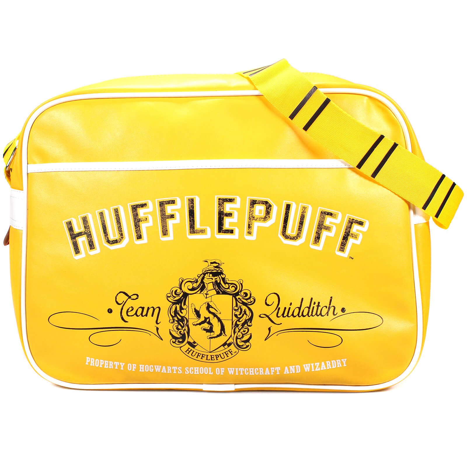 Harry Potter Retro Bag (Hufflepuff Crest)