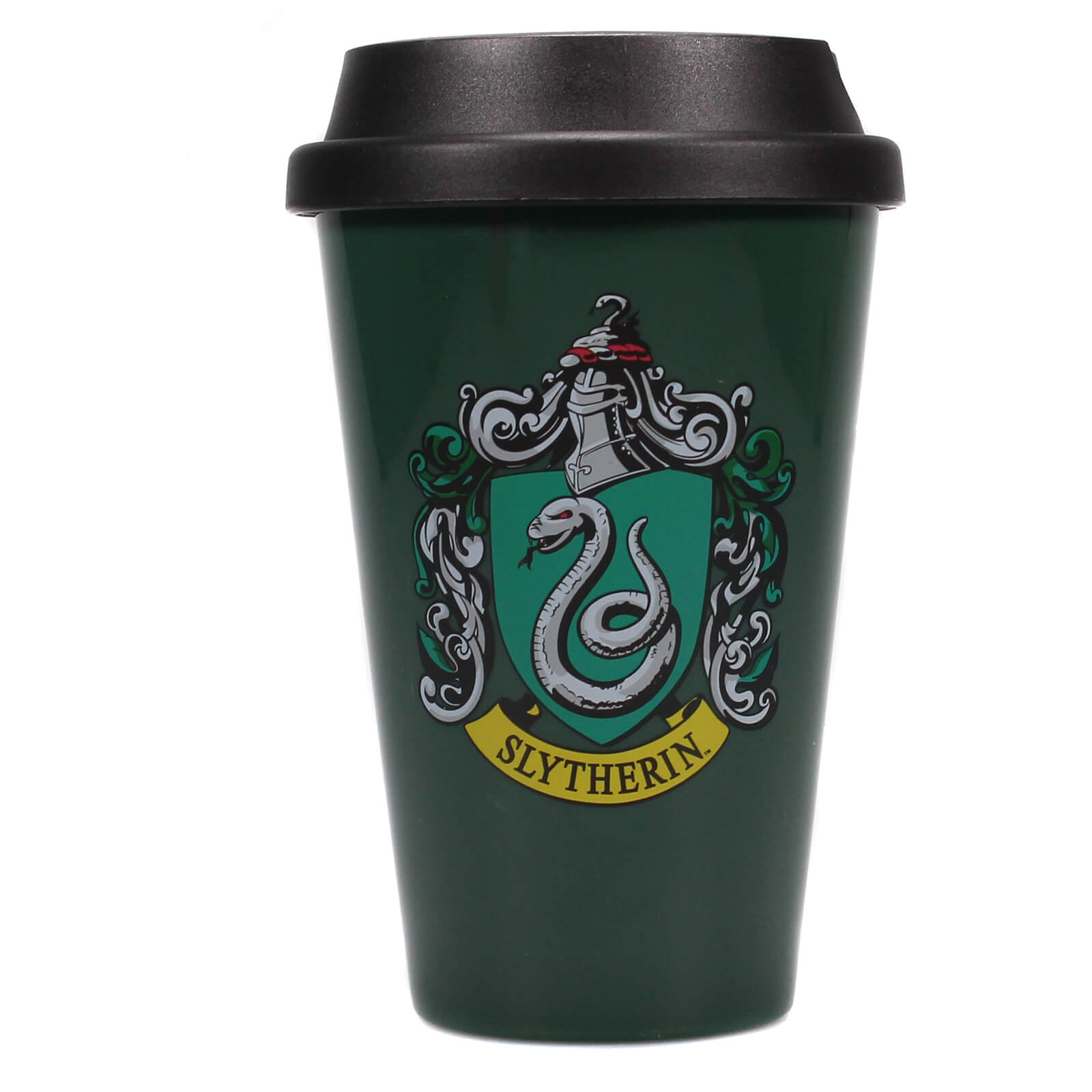 Harry Potter Travel Mug (House Slytherin)