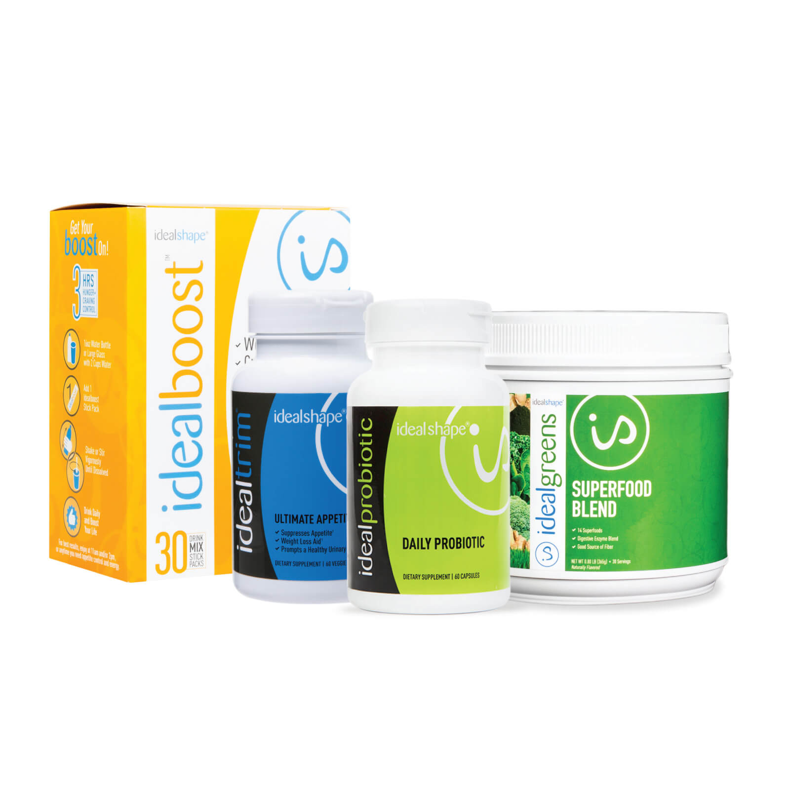 IdealShape No Bloat Bundle