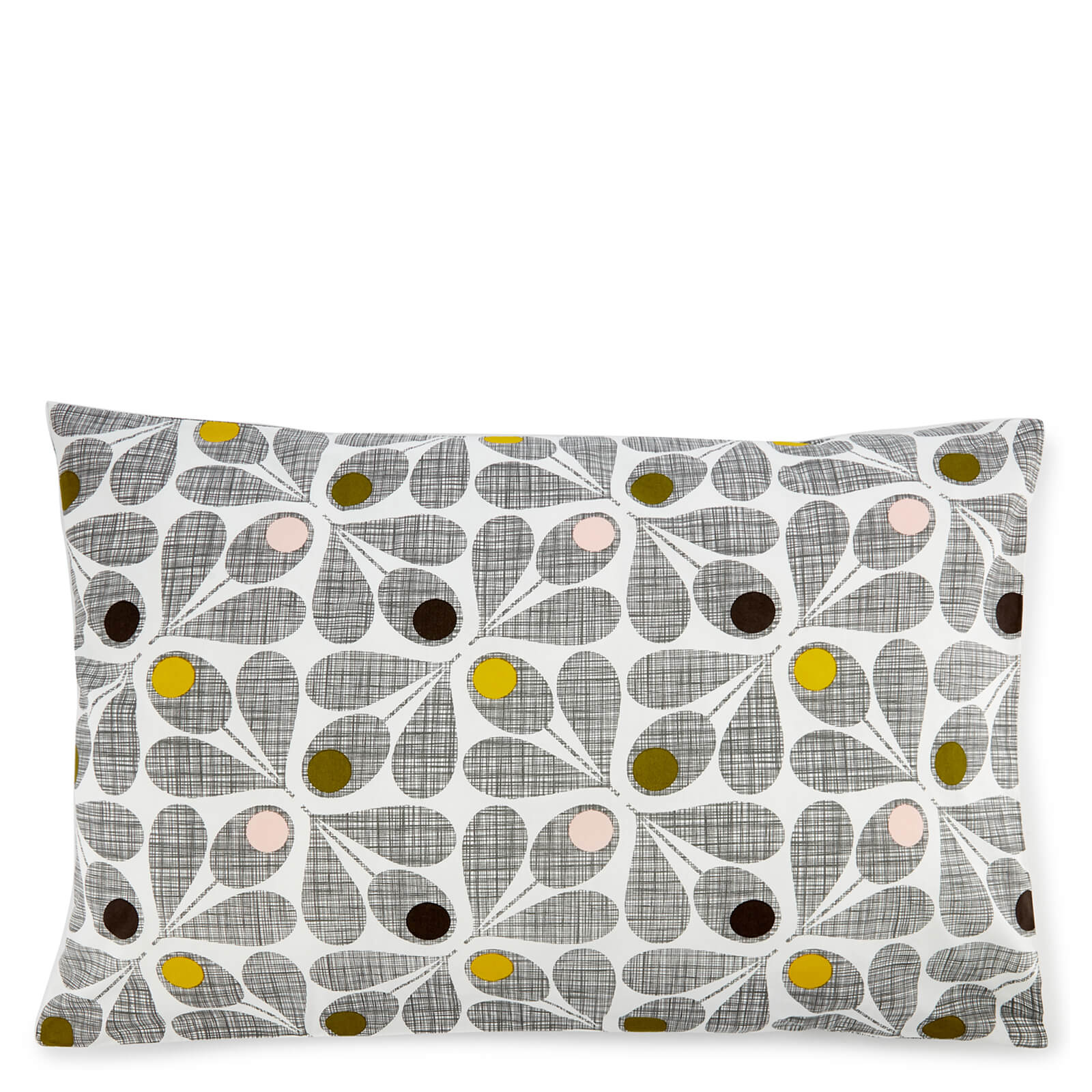 Buy Orla Kiely Acorn Cup Pillowcase
