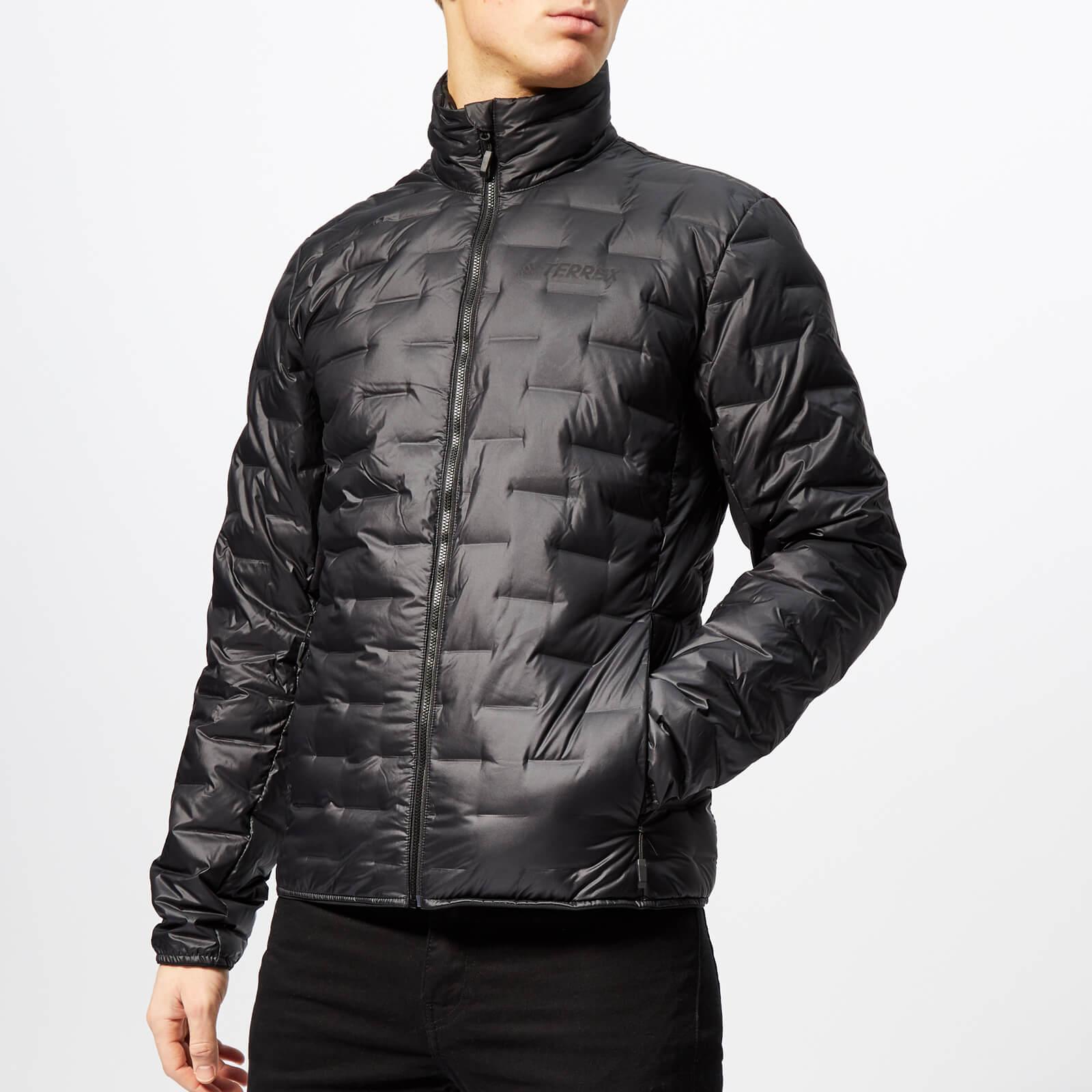 598dddbb33e05 adidas Men's Terrex Light Down Jacket - Black