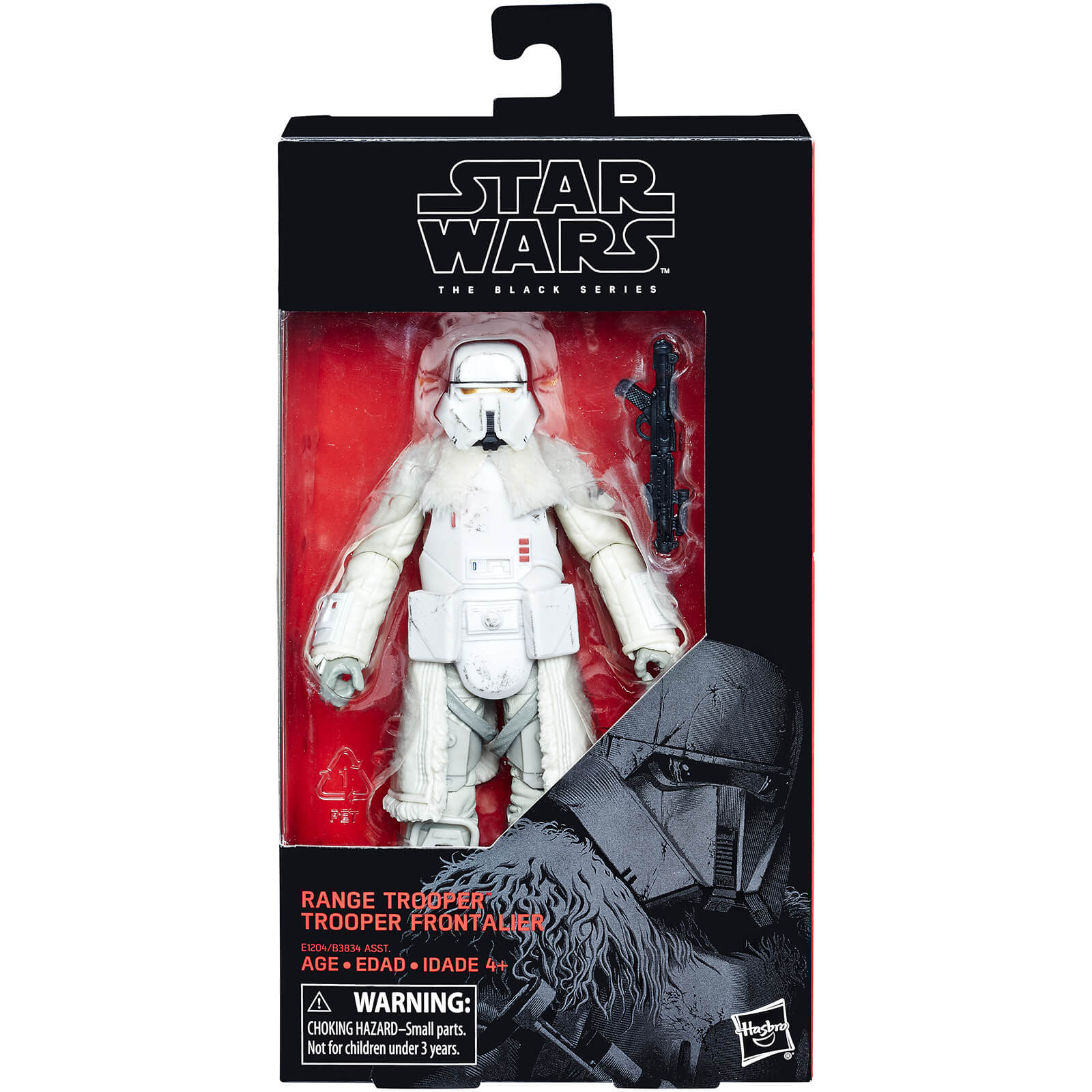 Hasbro Star Wars The Black Series Range Trooper 6-Inch Figure