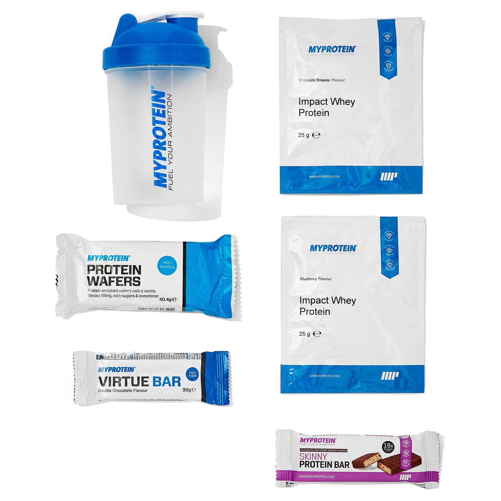 Myprotein Lean Snack Pack