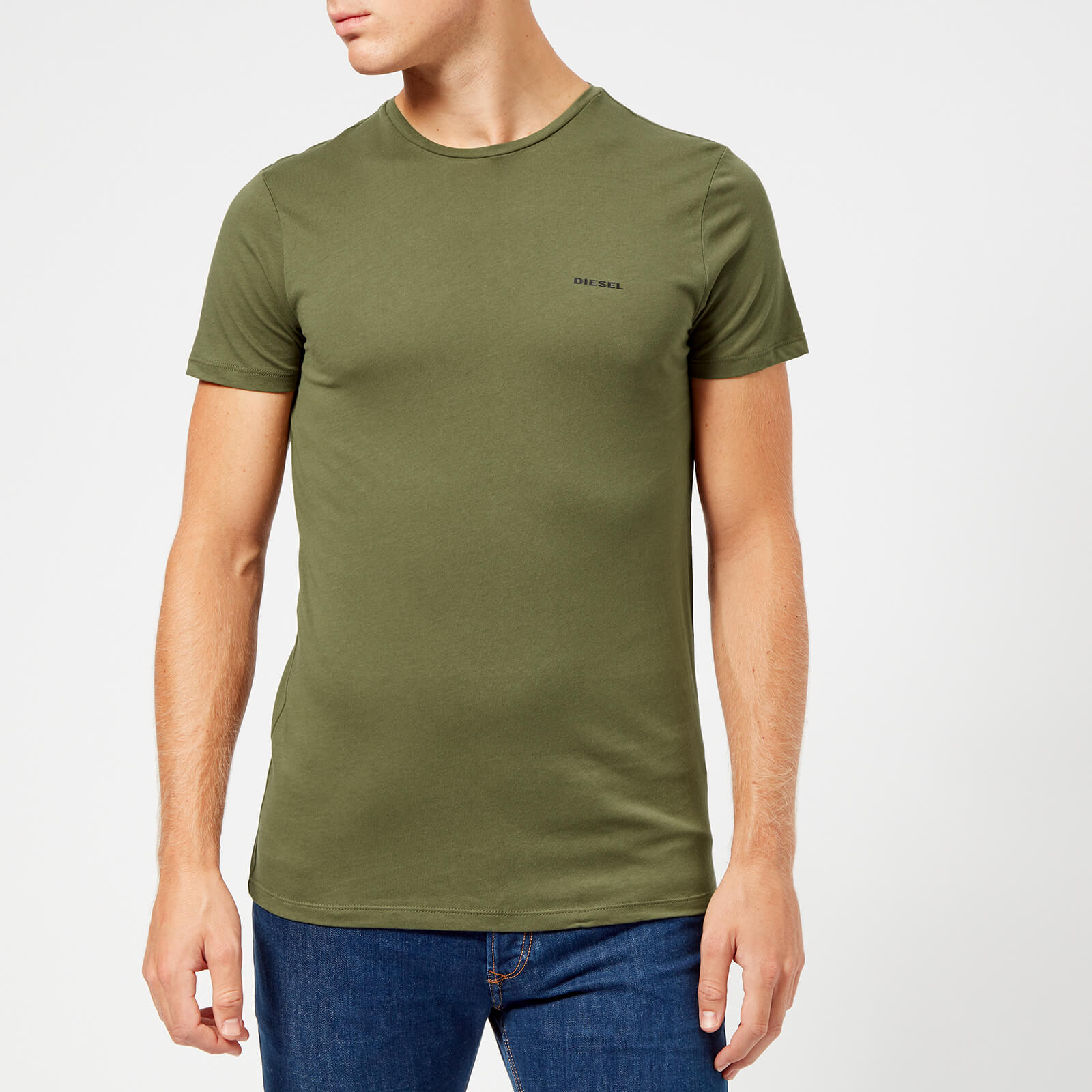 6f9f38fa8 Diesel Men s Jake Three Pack T-Shirts - Multi Clothing