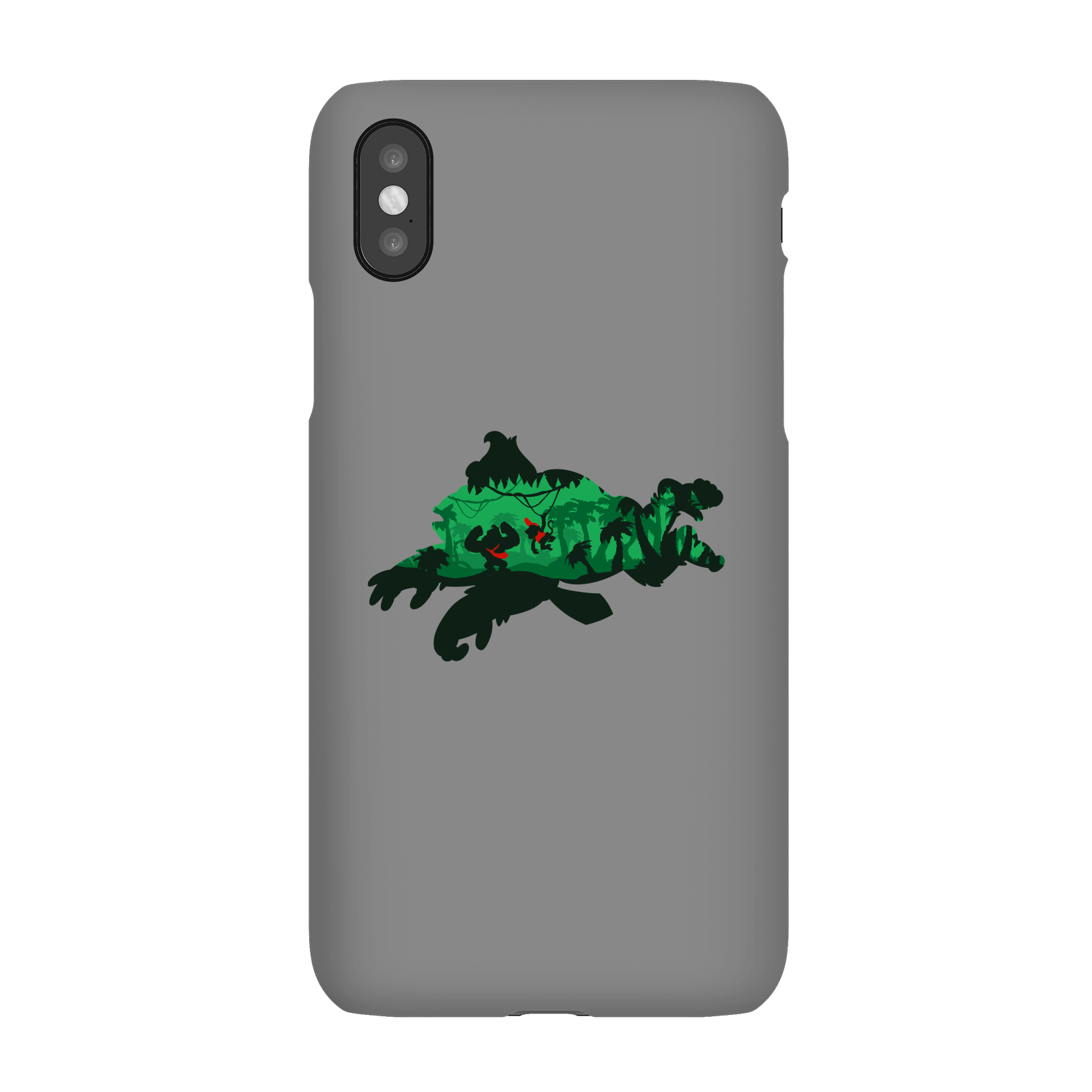 Donkey Kong Silhouette Phone Case