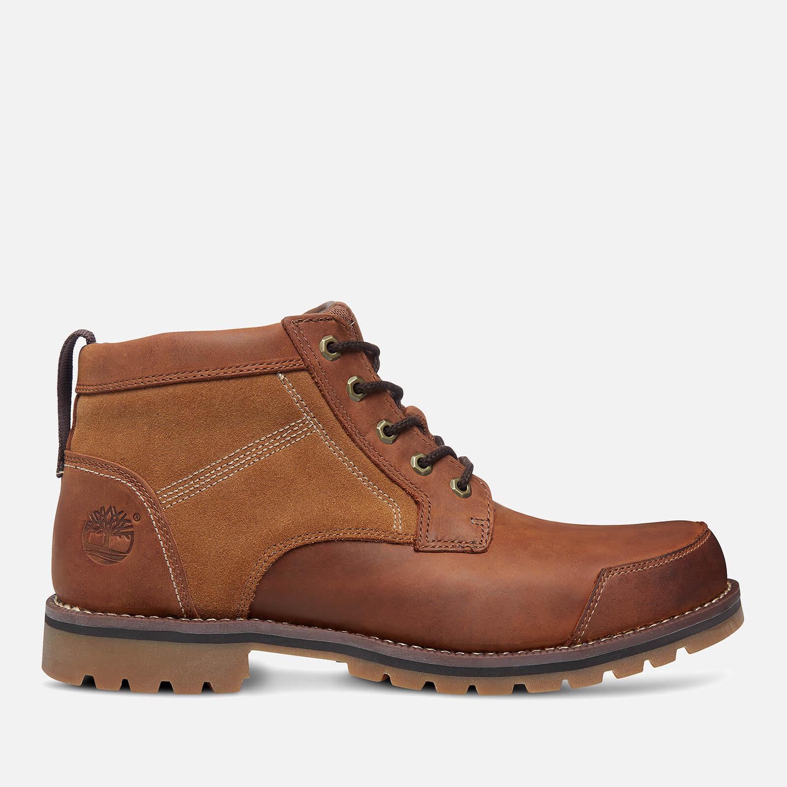 b675a5f960c Timberland Men's Larchmont Nubuck Chukka Boots - Medium Brown