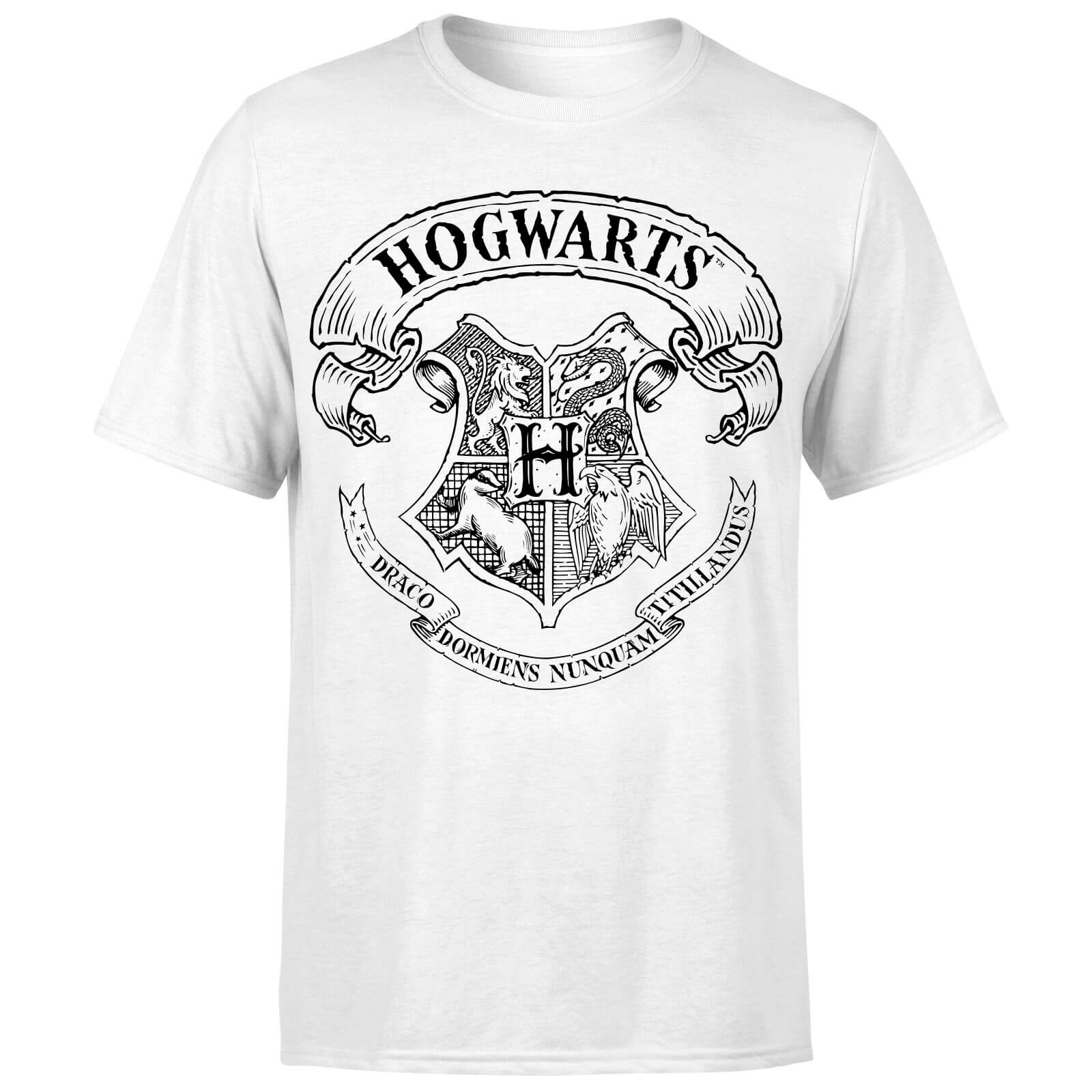 Harry Potter Hogwarts Crest Men