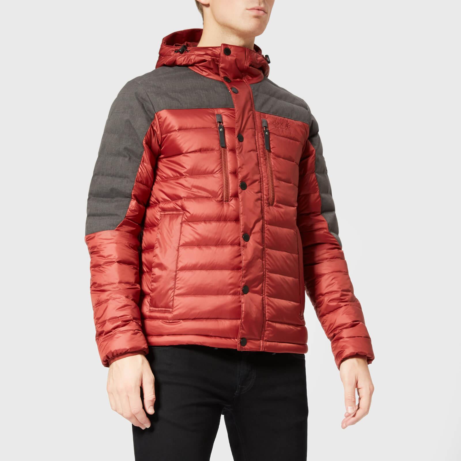 begrenzter Preis Super Qualität Bestbewerteter Rabatt Jack Wolfskin Men's Richmond Jacket - Redwood