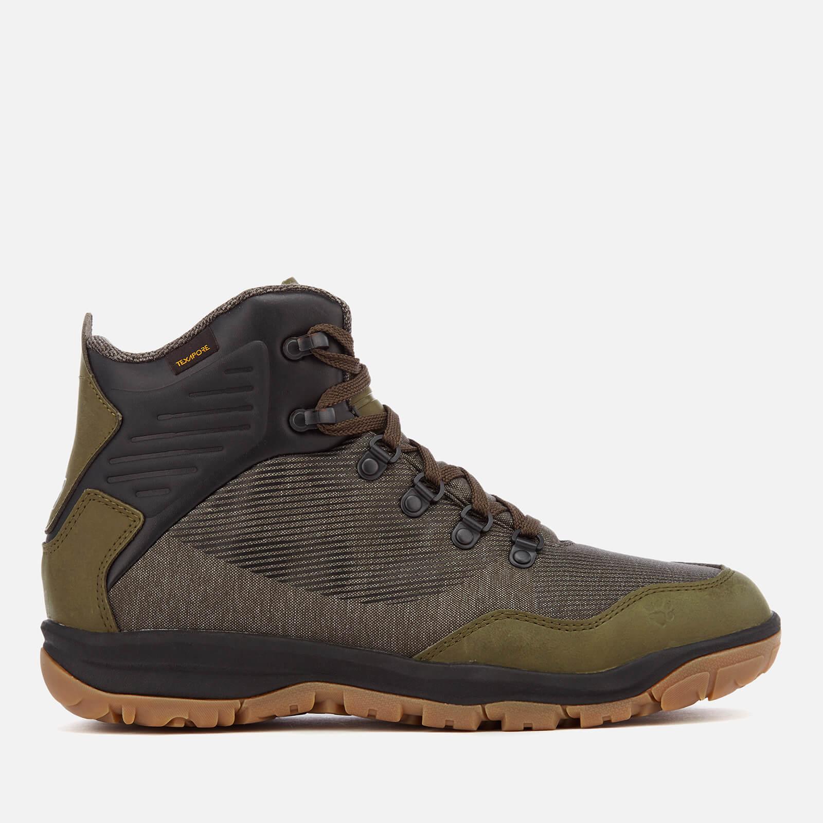 Jack Wolfskin Men's Seven Wonders Texapore Mid Walking Boots Pinewood