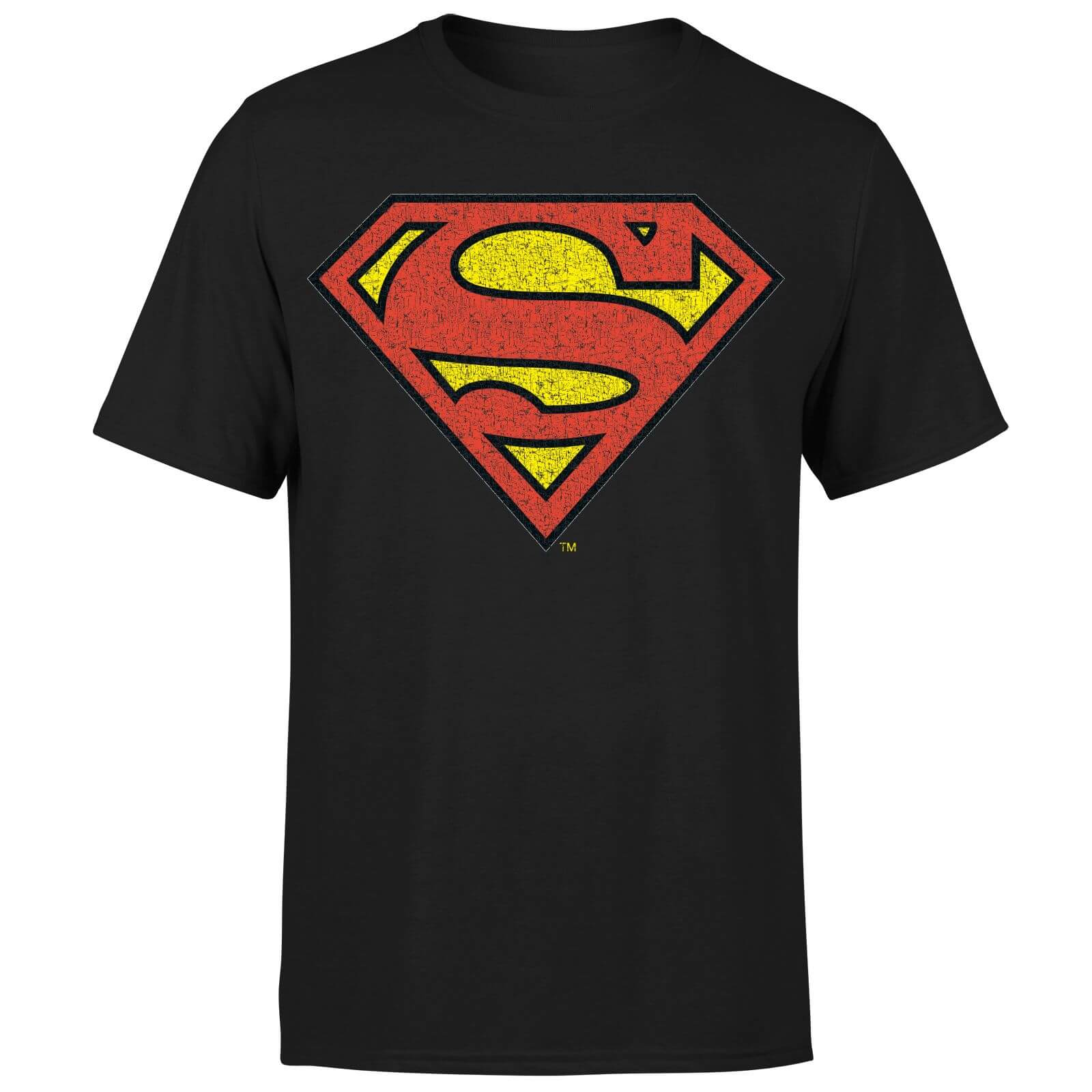 Originals Official Superman Crackle Logo Men