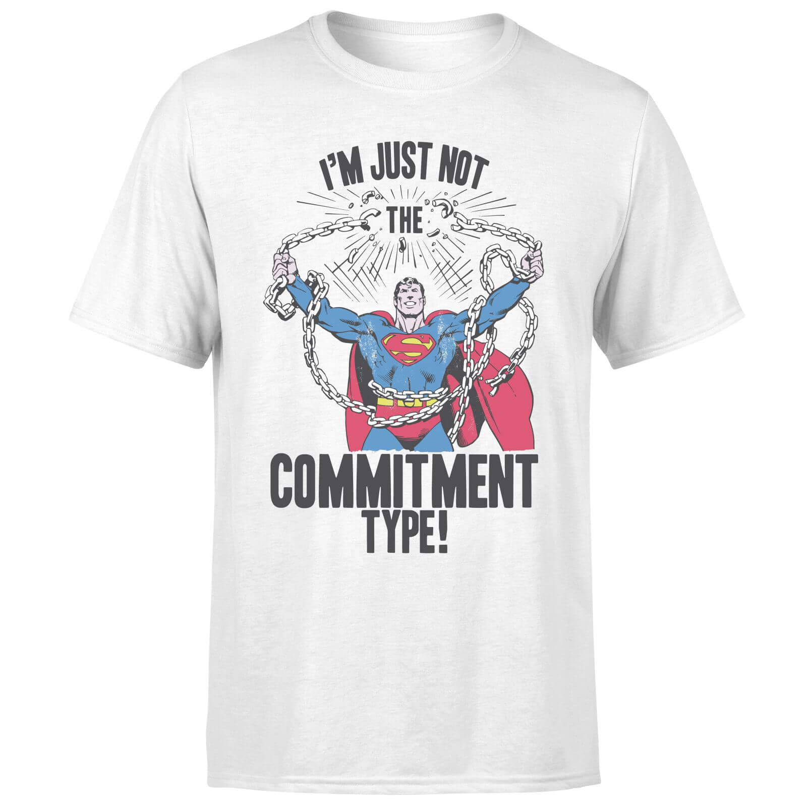 DC Originals Superman Commitment Type Men