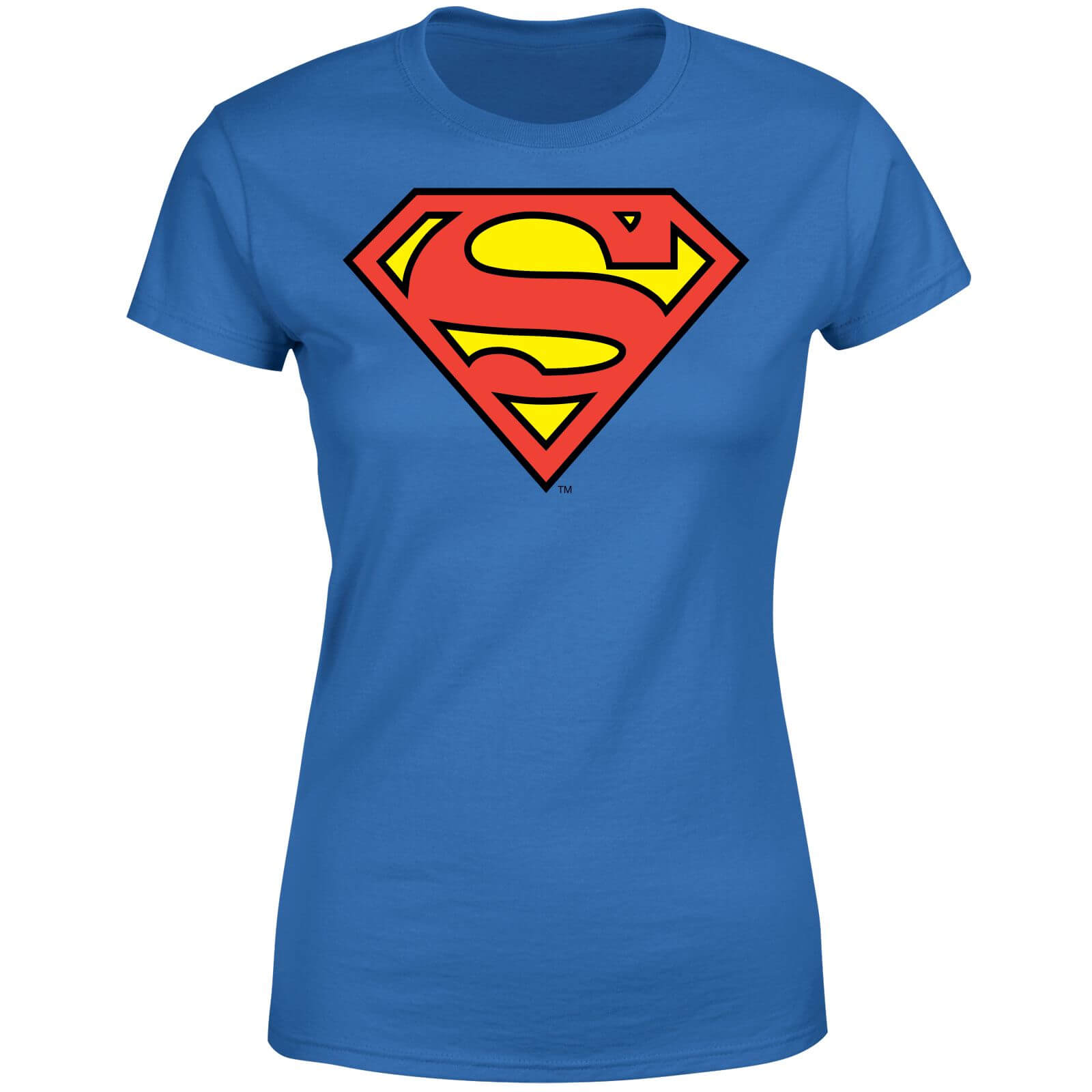 DC Originals Official Superman Shield Women