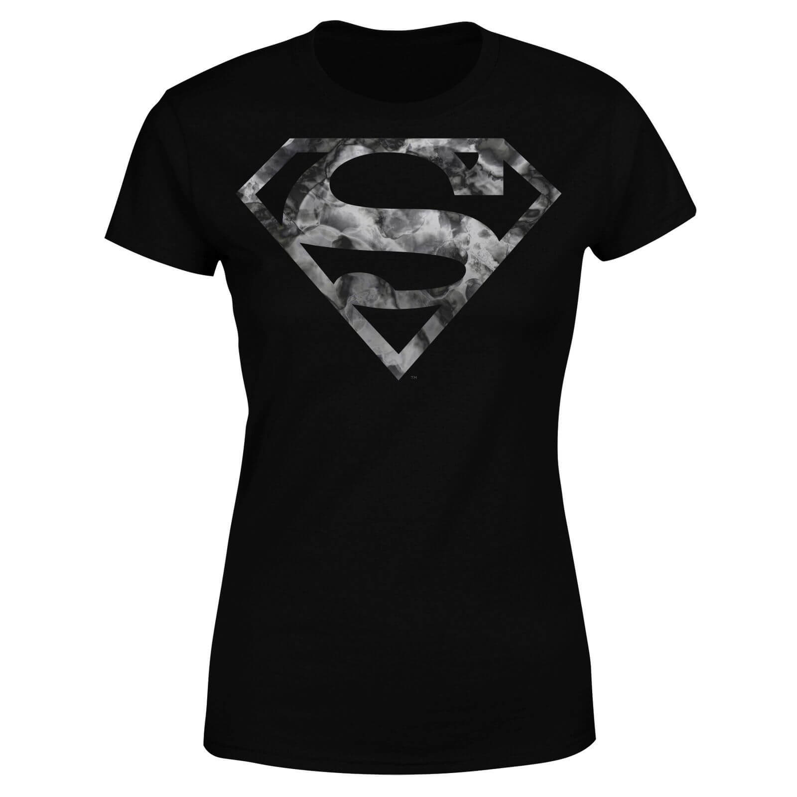 DC Originals Marble Superman Logo Women