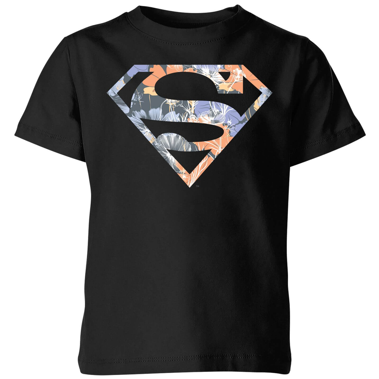 DC Originals Floral Superman Kids