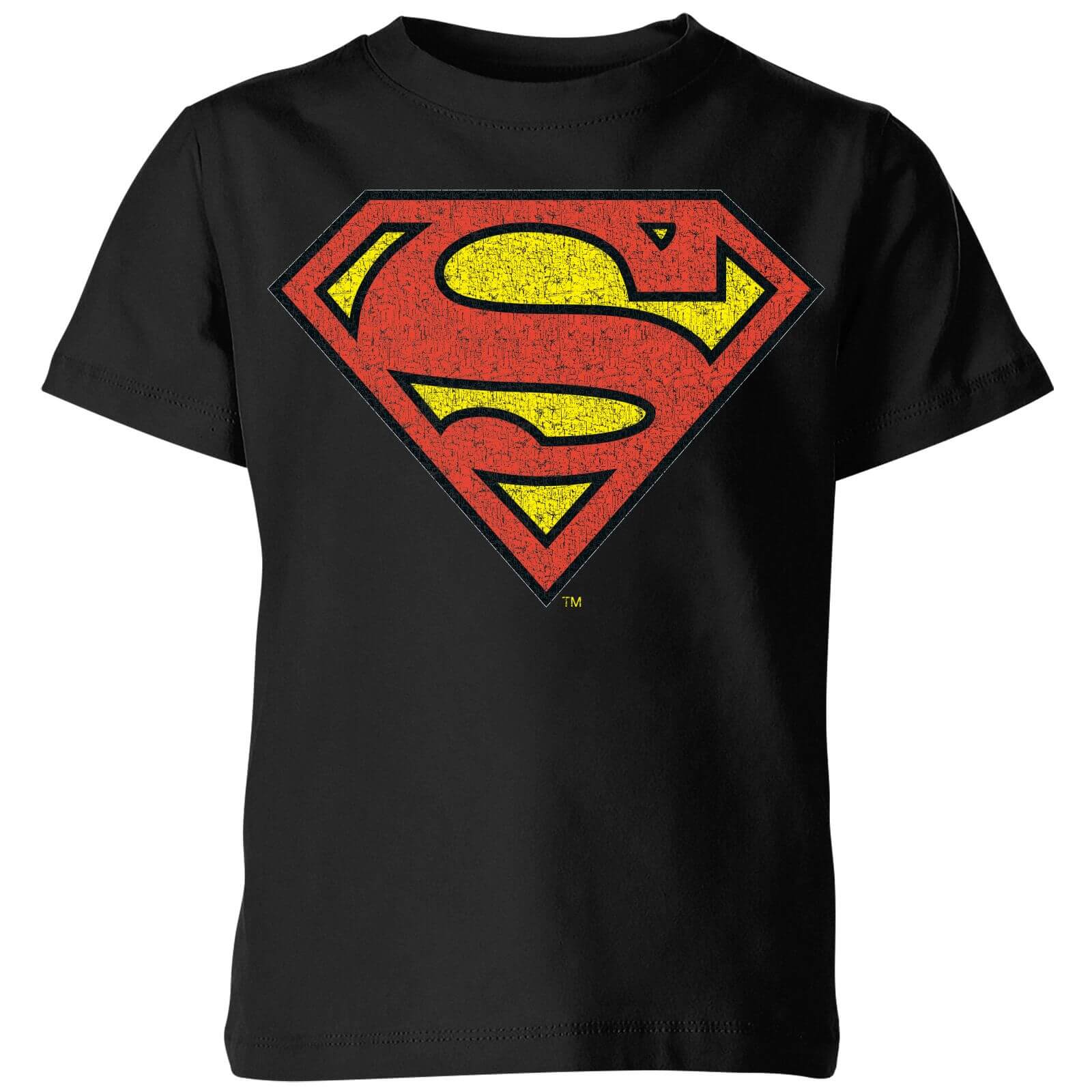 Originals Official Superman Crackle Logo Kids