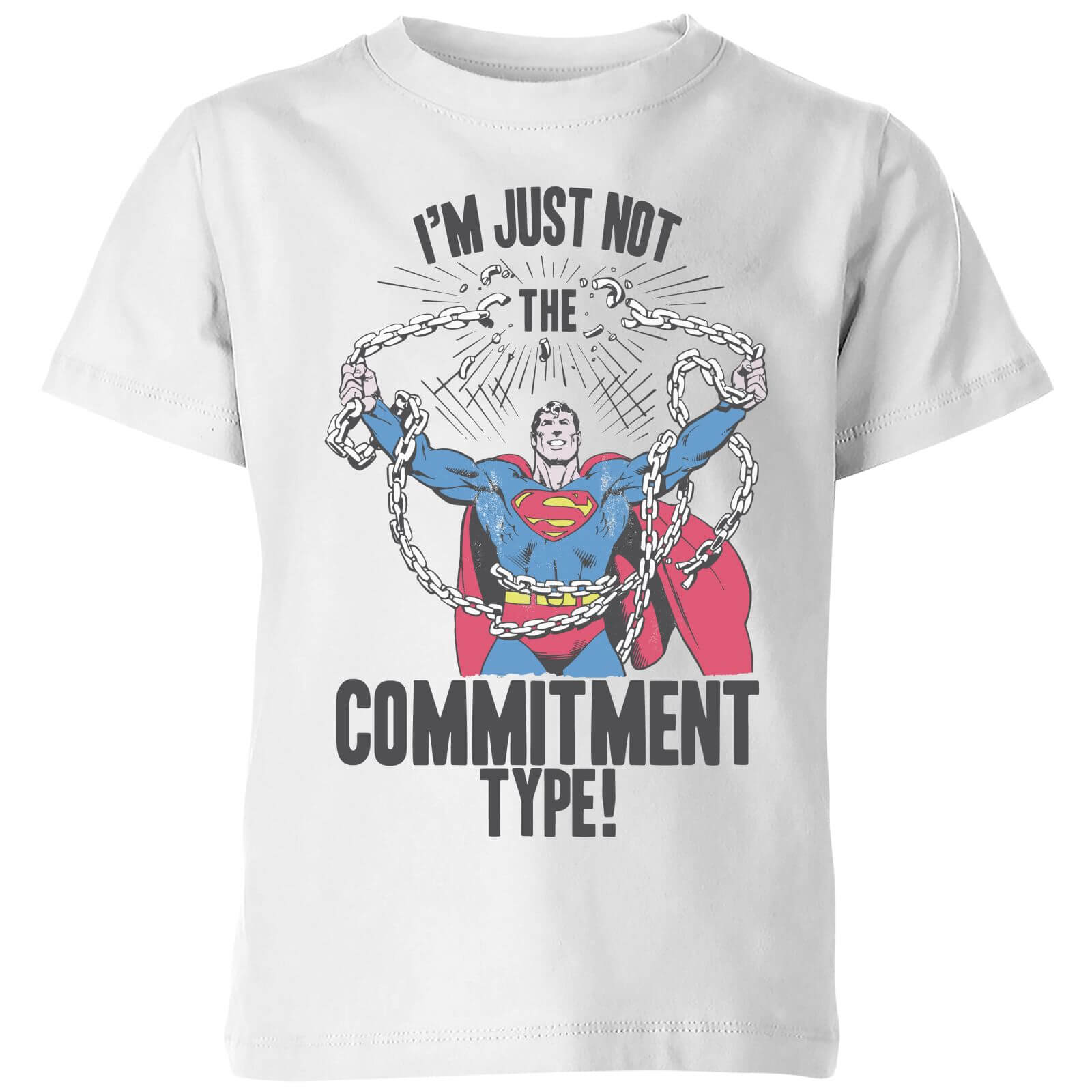 DC Originals Superman Commitment Type Kids