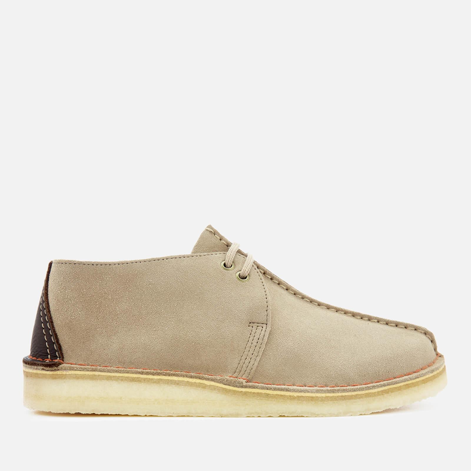 c9895c27378ec Clarks Originals Men's Desert Trek Suede Shoes - Sand Clothing | TheHut.com