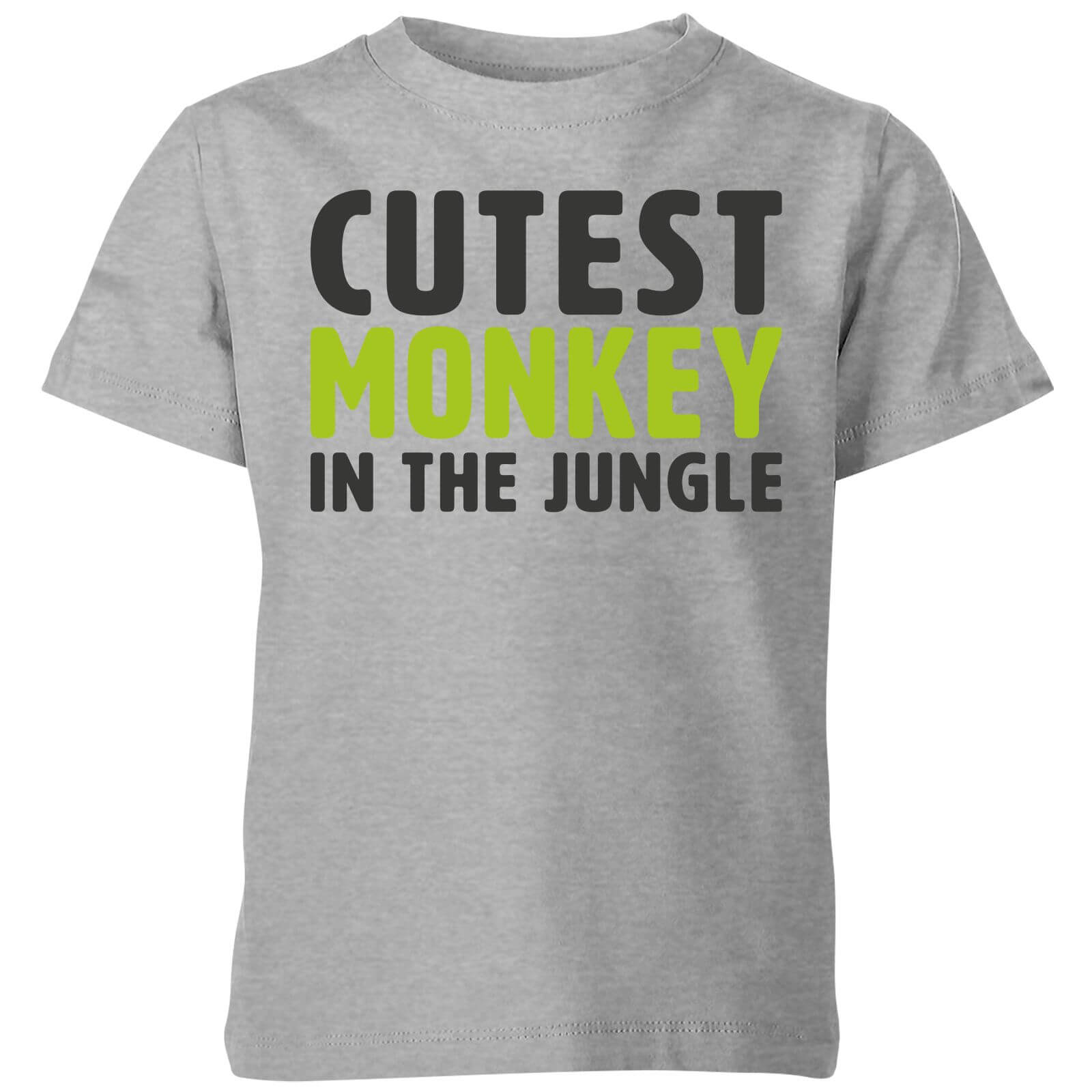 My Little Rascal Cutest Monkey In The Jungle Kids