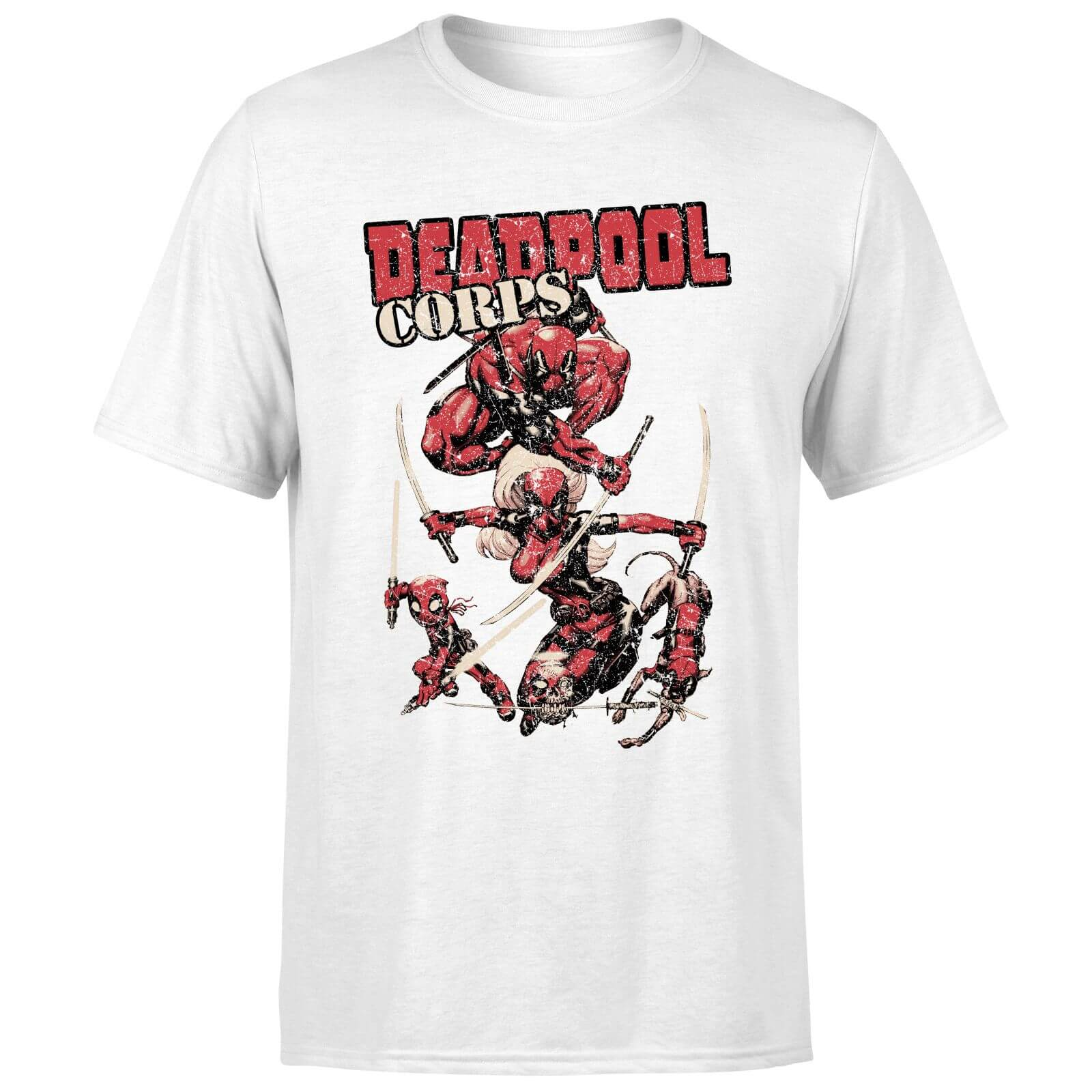 Marvel Deadpool Family Corps Men