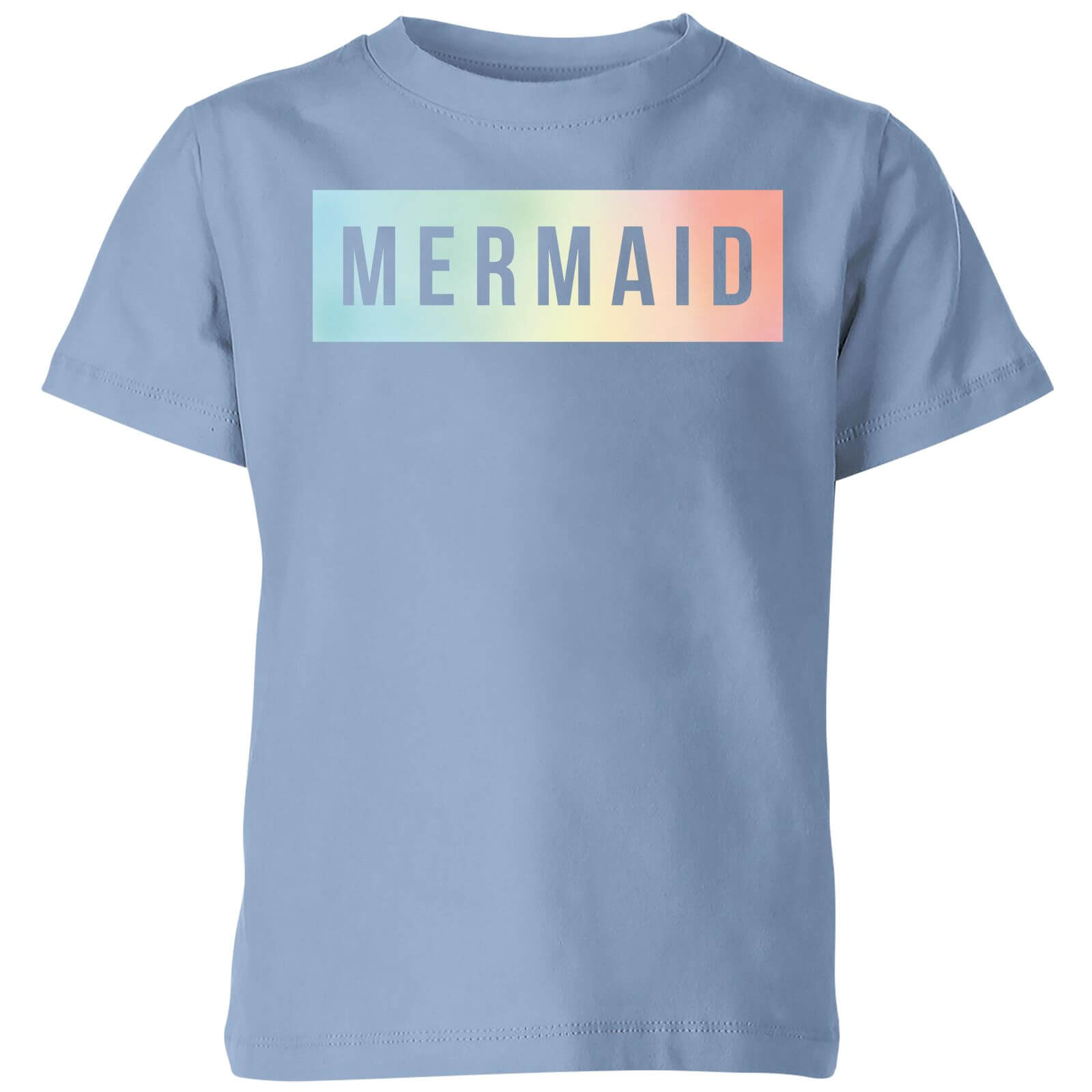 My Little Rascal Mermaid - Baby Blue Kids