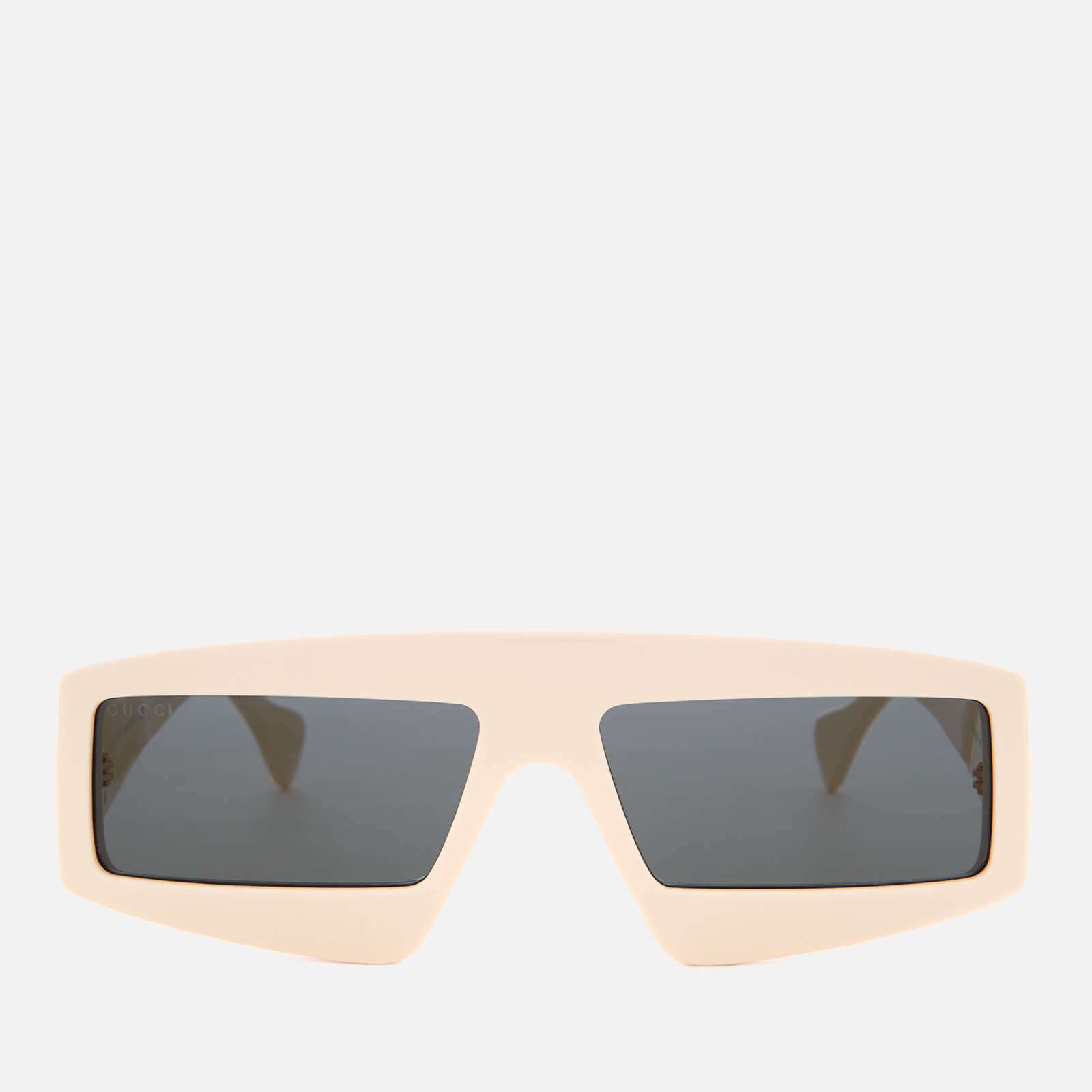 e43bcd92923 Gucci Women s Acetate Sunglasses - Ivory Grey - Free UK Delivery over £50