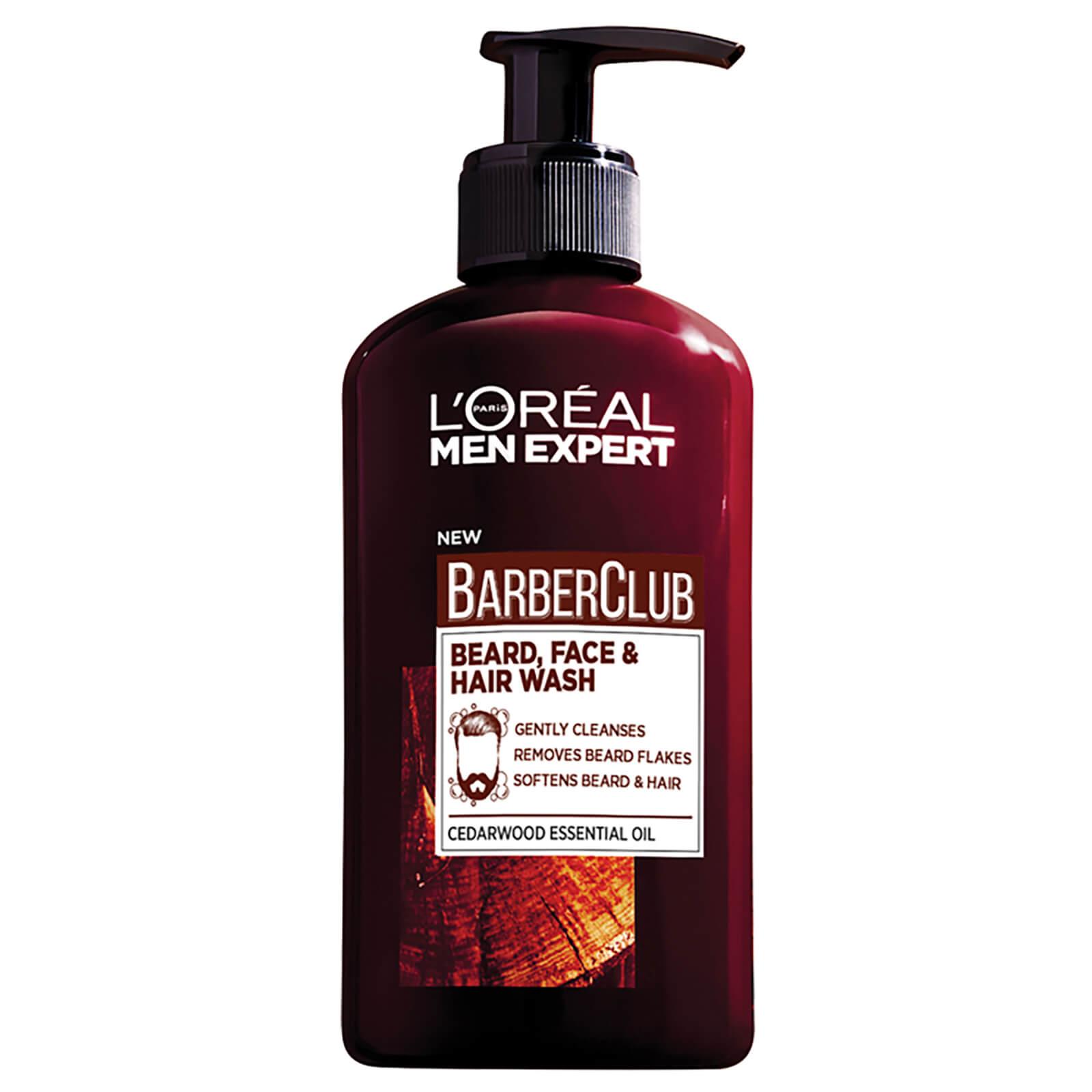 L'Oréal Paris Men Expert Barber Club detergente 200 ml
