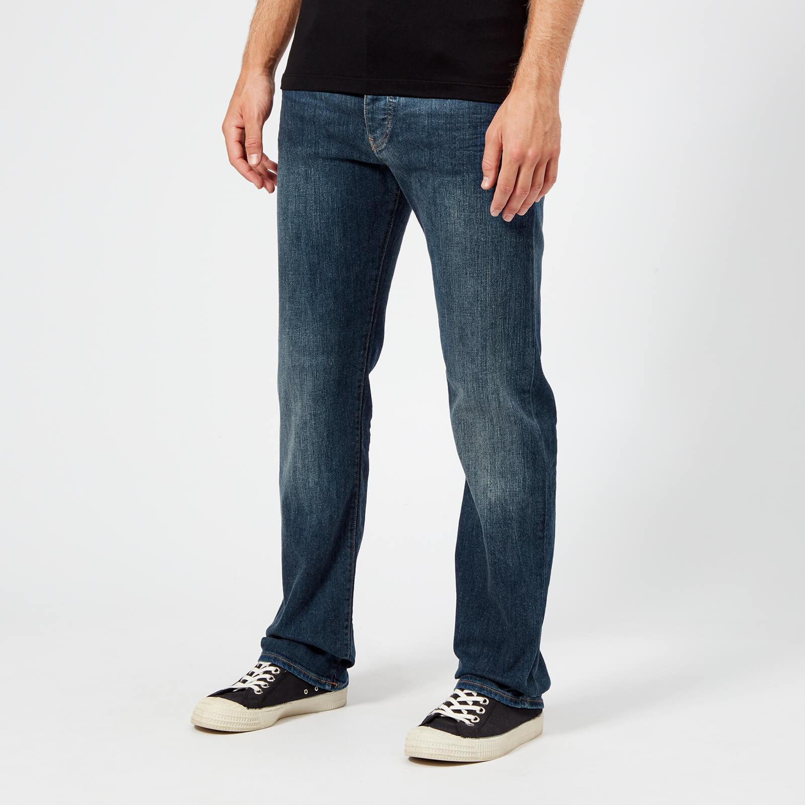 42bd54d41 Emporio Armani Men's 5 Pocket Slim Denim Jeans - Blue