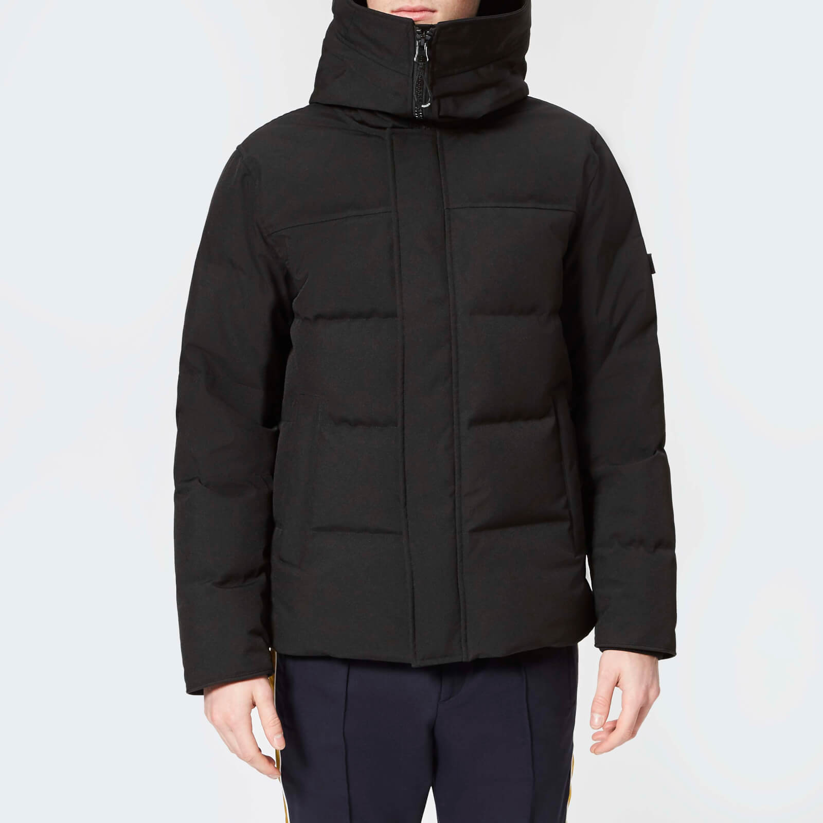 51d92850 KENZO Men's Down Jacket - Black