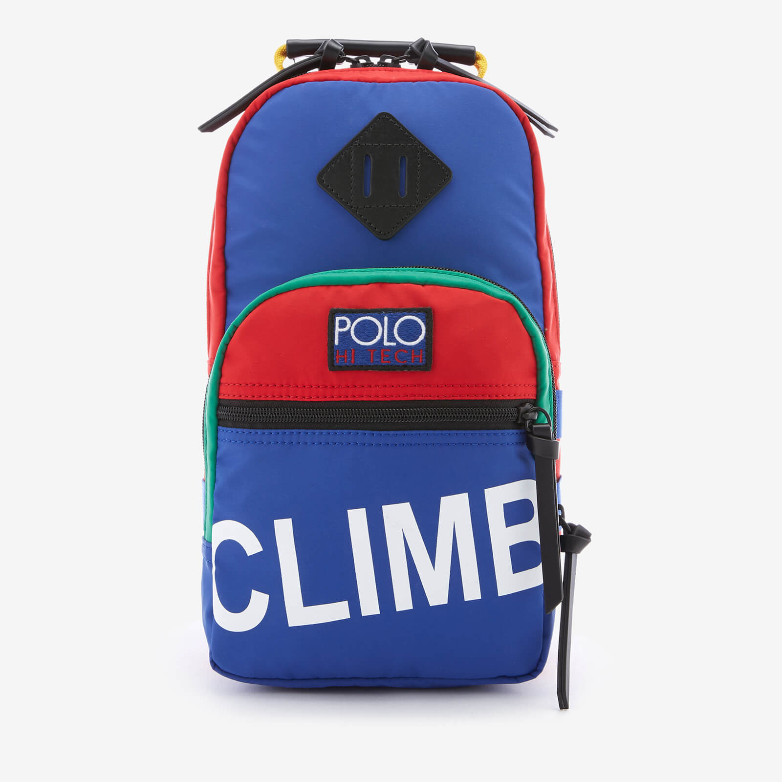 5e21e95828 Polo Ralph Lauren Men s Hi Tech Sling Cross Body Bag - Multi - Free UK  Delivery over £50