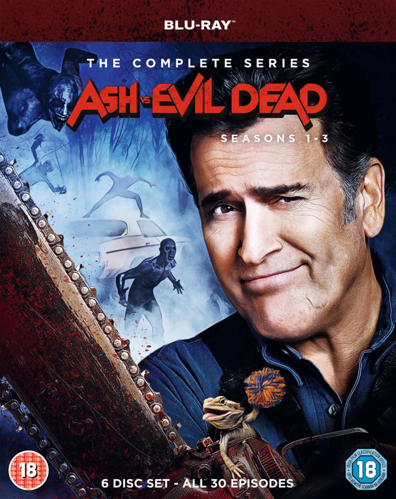 Ash vs Evil Dead - Season 1-3 ...